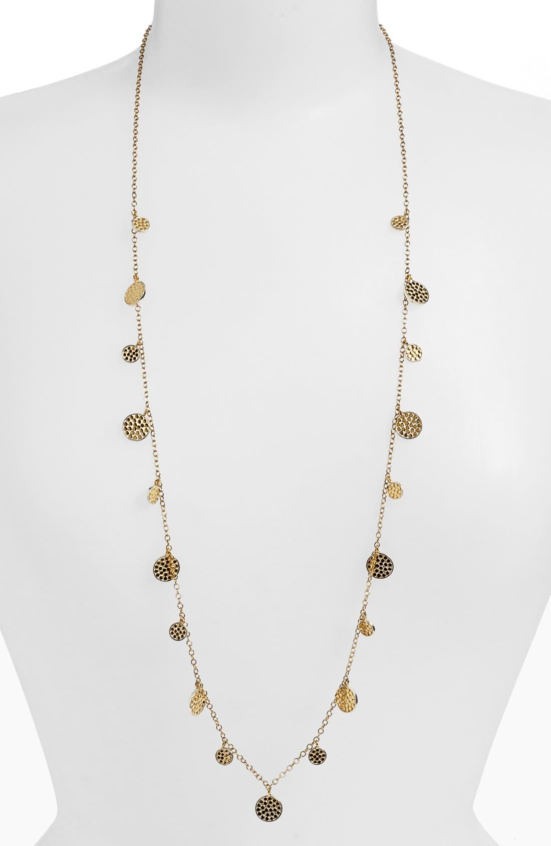 Alternate Image 1 Selected - Anna Beck 'Gili' Long Charm Necklace