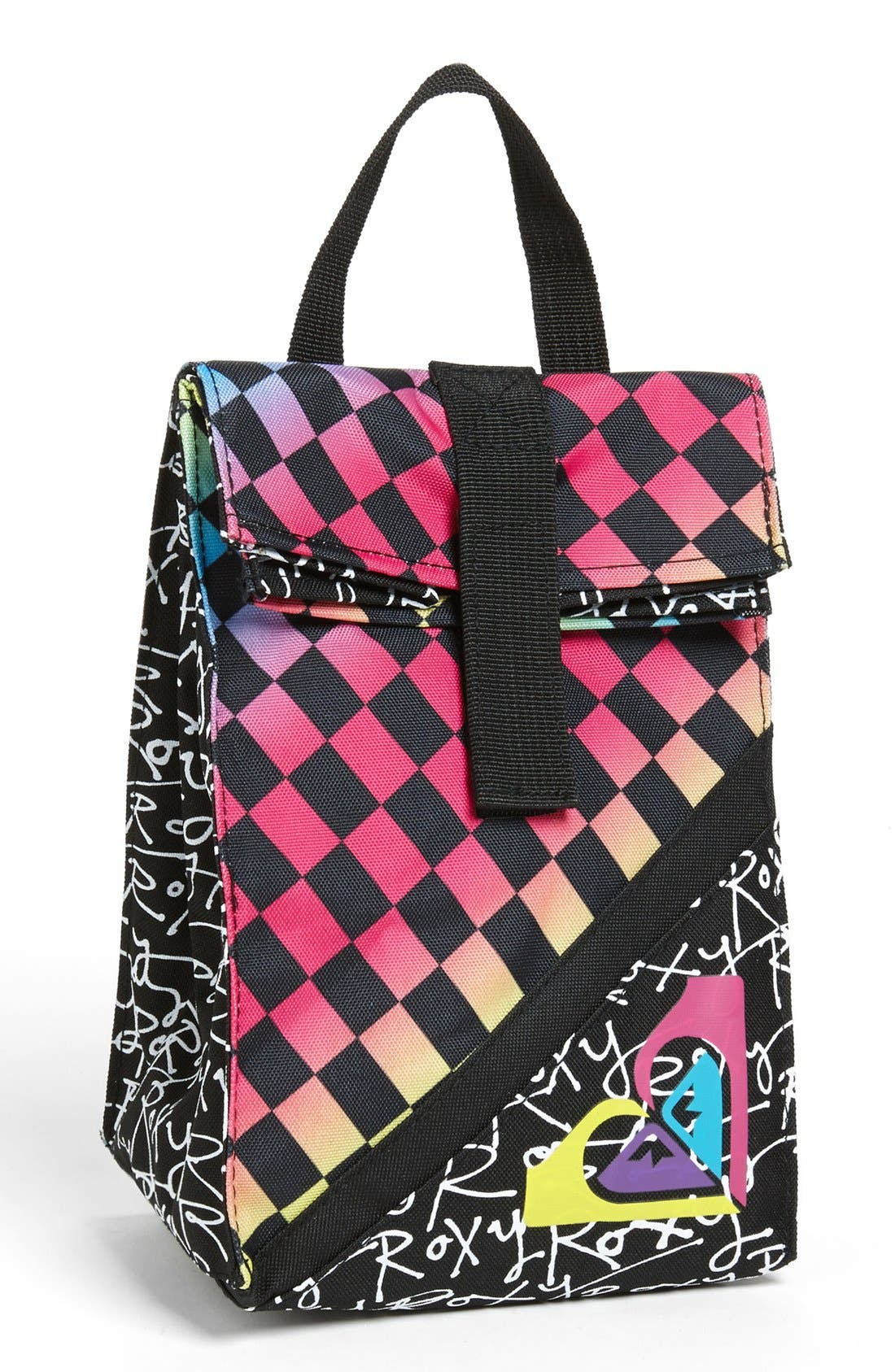 Alternate Image 1 Selected - 'Lunch Hour' Insulated Lunch Bag (Girls)