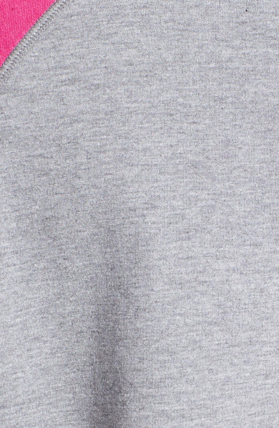 Alternate Image 5  - COZY ZOE 'Dorm Room' Sweatshirt