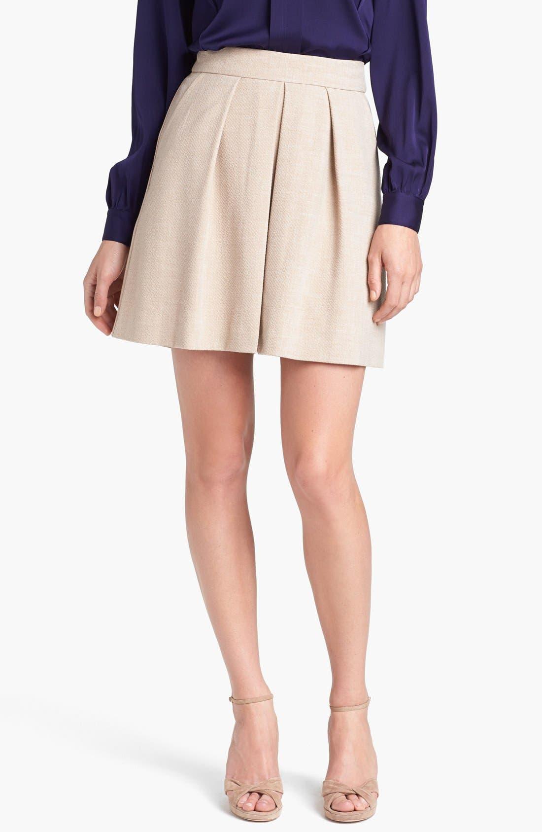 Alternate Image 1 Selected - Trina Turk 'Kimbra' Pleated Skirt