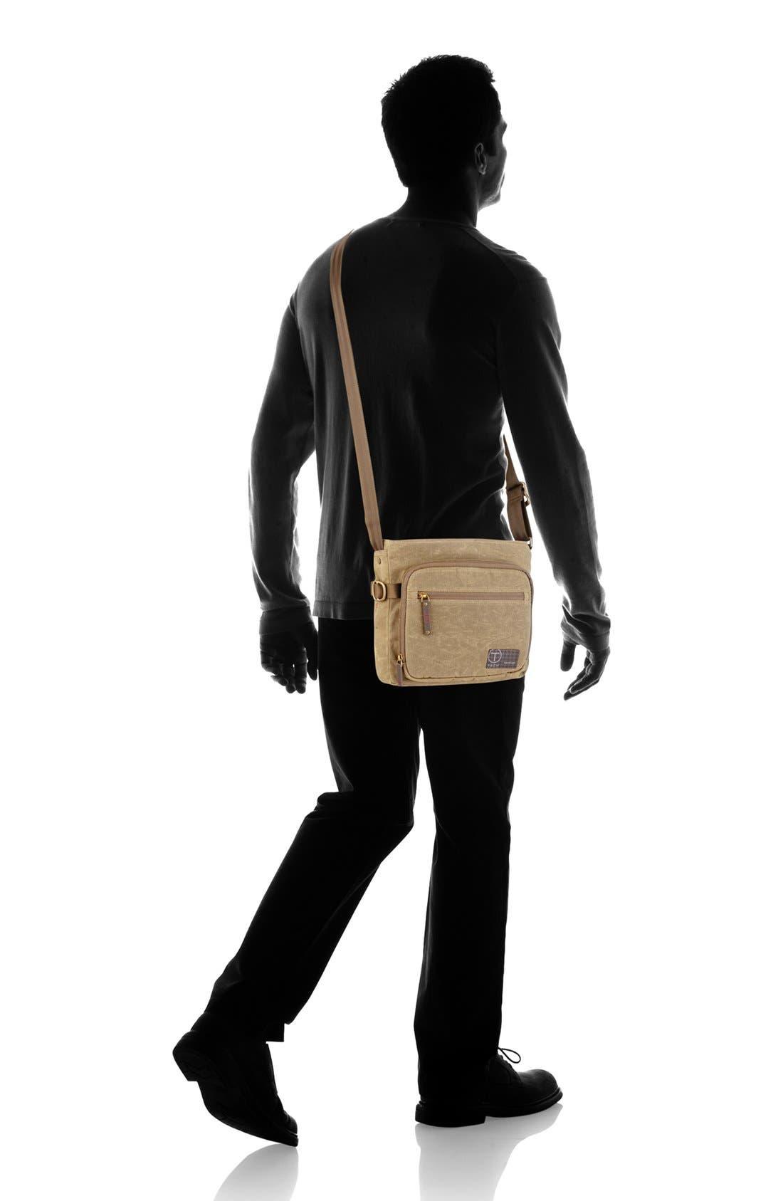 Alternate Image 5  - T-Tech by Tumi 'Icon - King' Crossbody Bag