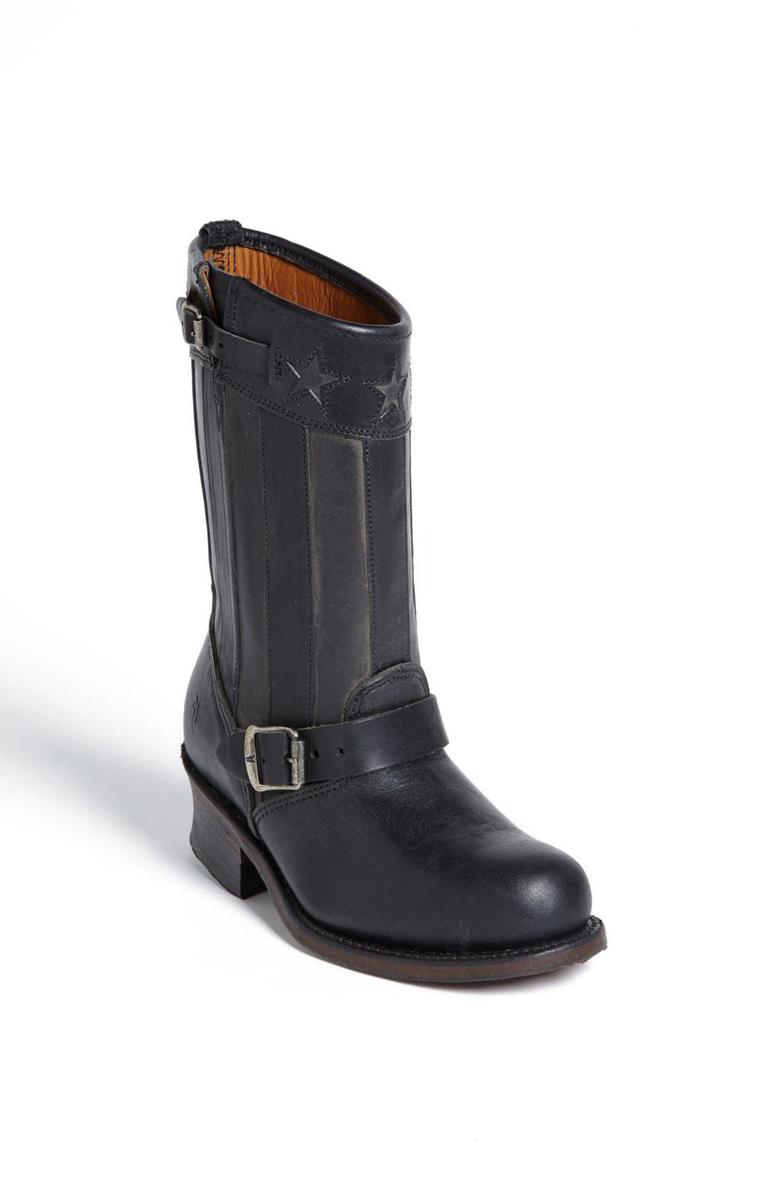 Alternate Image 1 Selected - Frye 'Engineer Americana' Short Boot (Limited Edition)