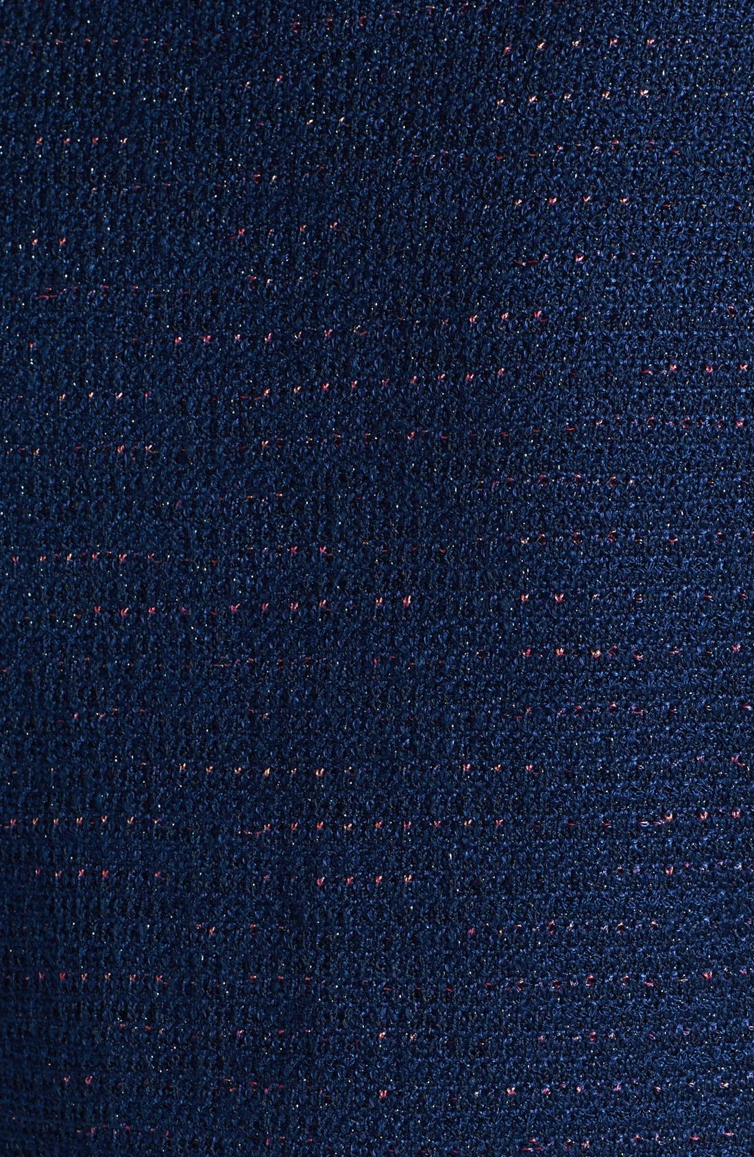 Alternate Image 5  - St. John Collection Novelty Dot Tweed Fitted Jacket