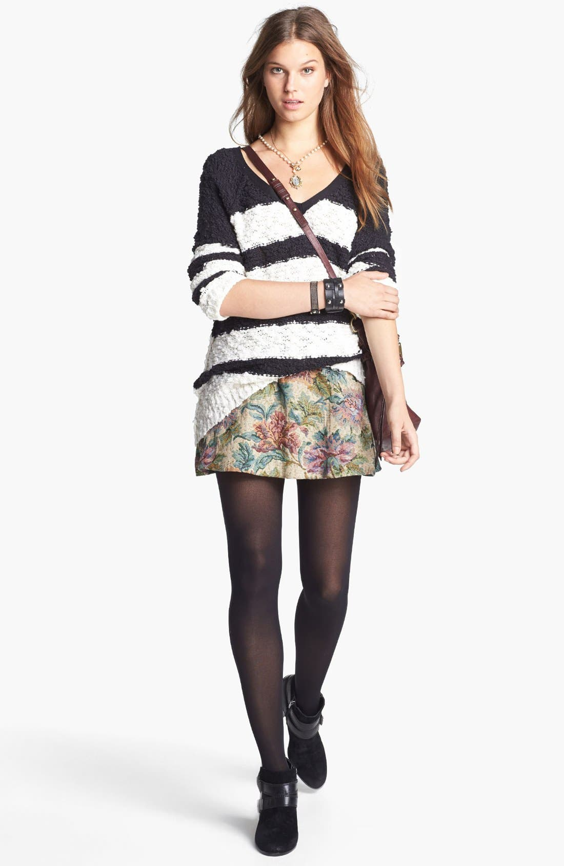 Alternate Image 4  - Free People Tapestry Skirt