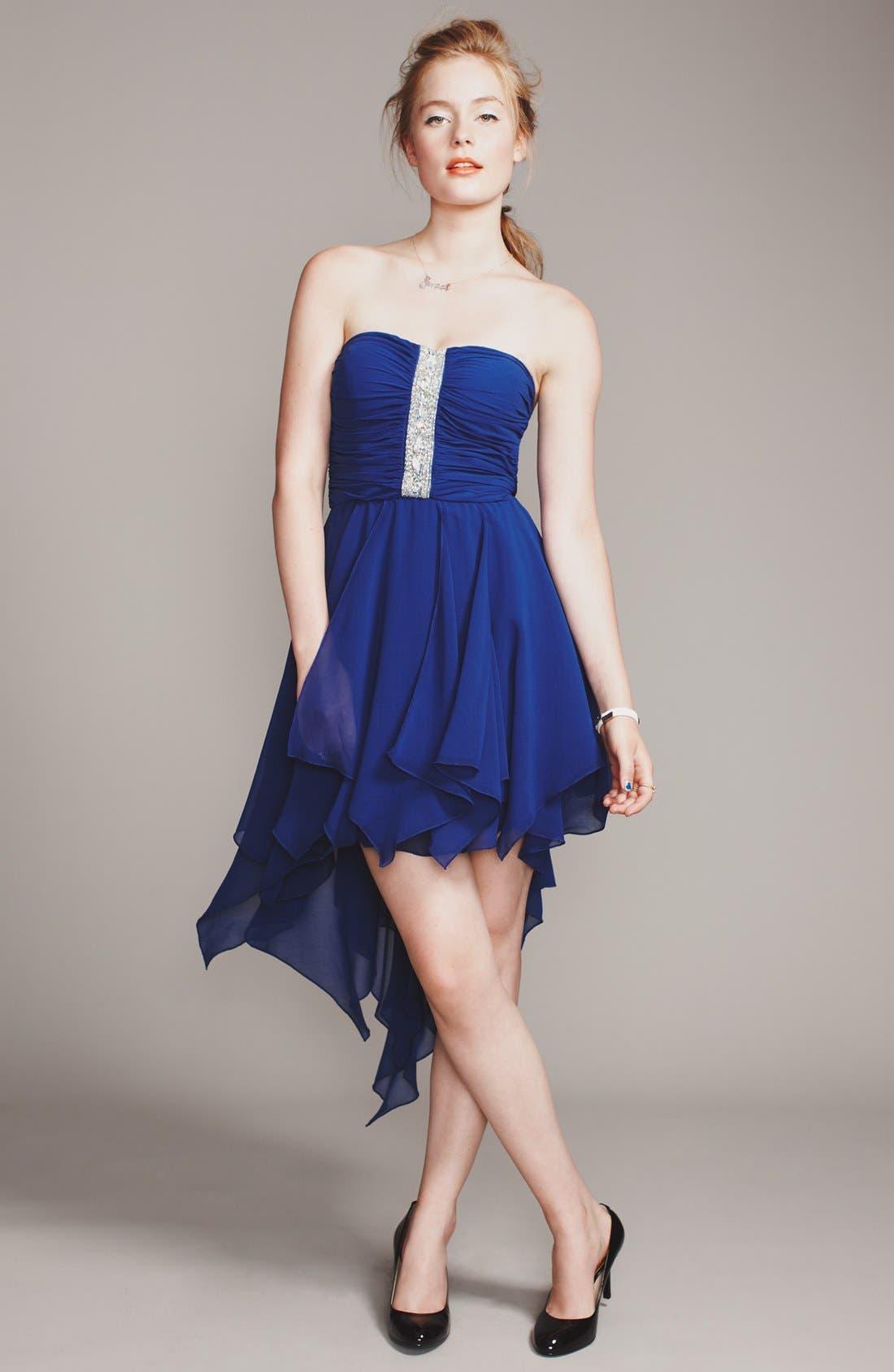Alternate Image 2  - As U Wish Dress & Accessories