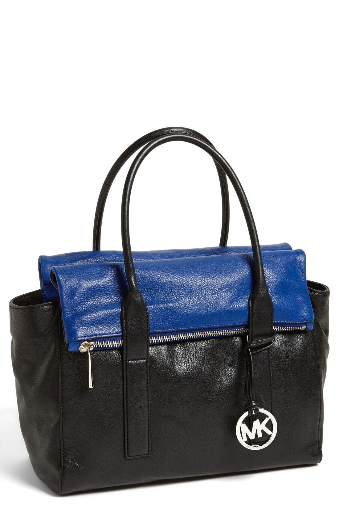 Alternate Image 1 Selected - MICHAEL Michael Kors 'Tippi - Large' Satchel