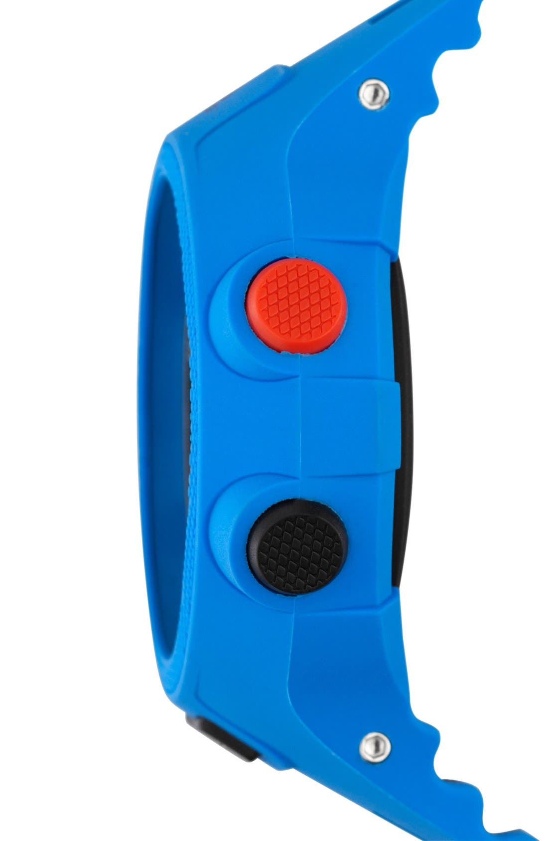 Alternate Image 3  - adidas Performance 'adiPower' Digital Sport Watch, 50mm