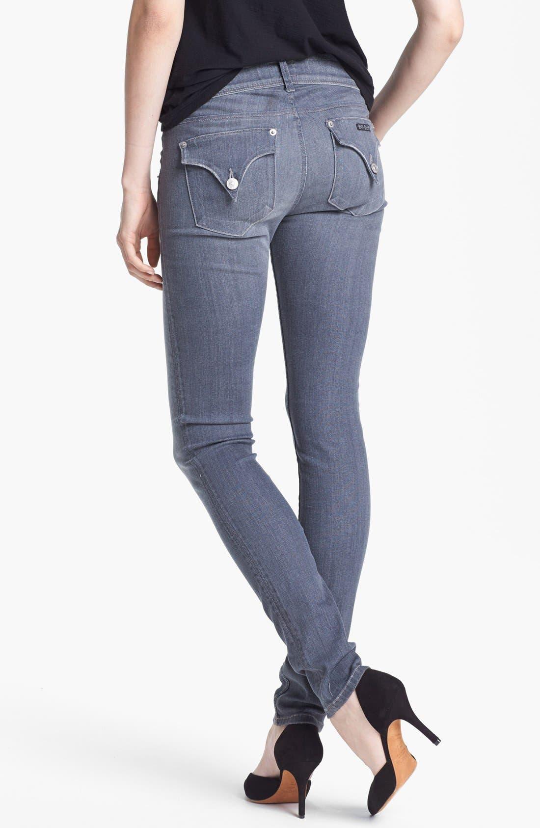 Alternate Image 2  - Hudson Jeans 'Collin' Skinny Jeans (New Romantics)