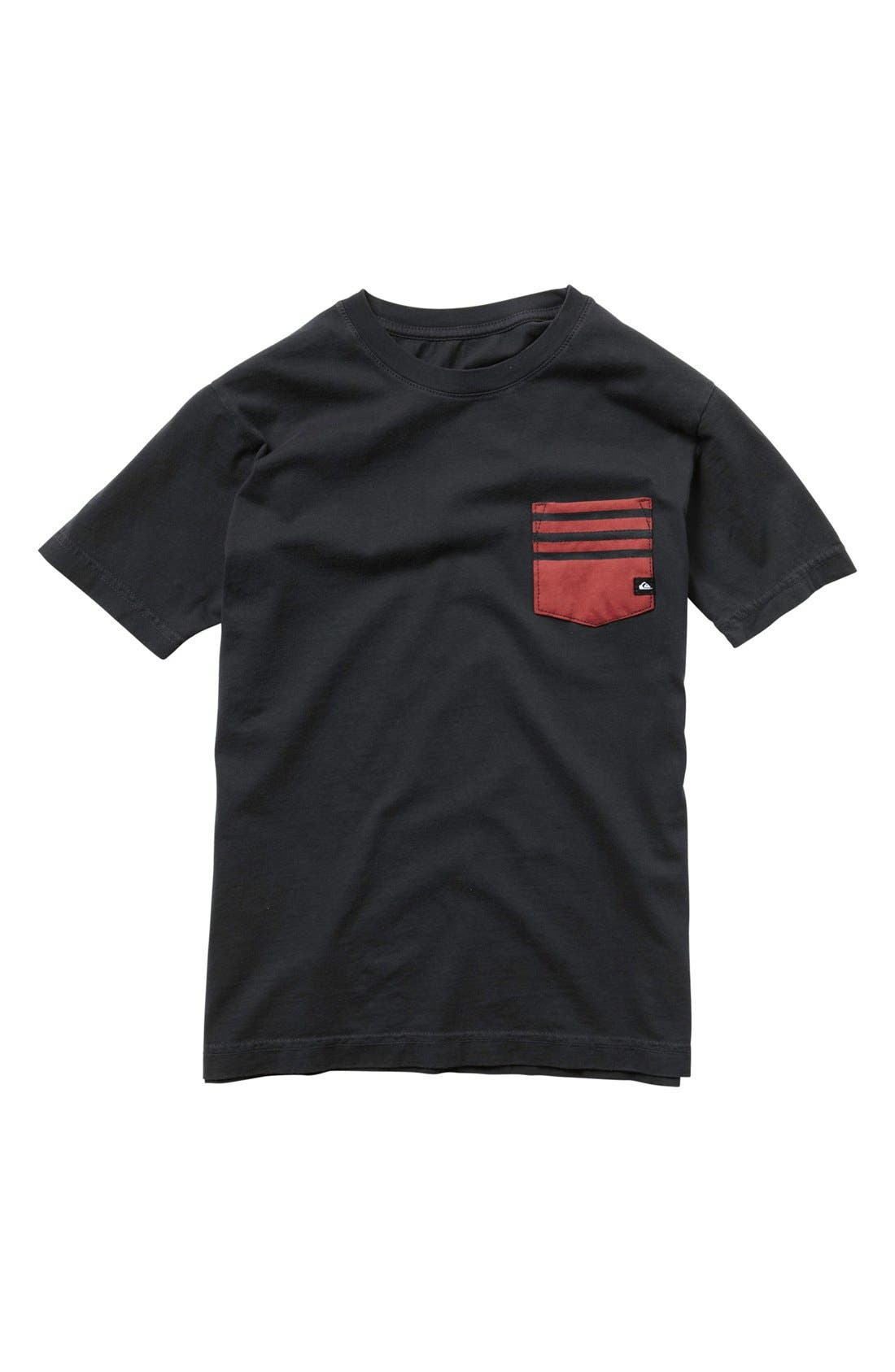 Main Image - Quiksilver Screenprinted T-Shirt (Big Boys)