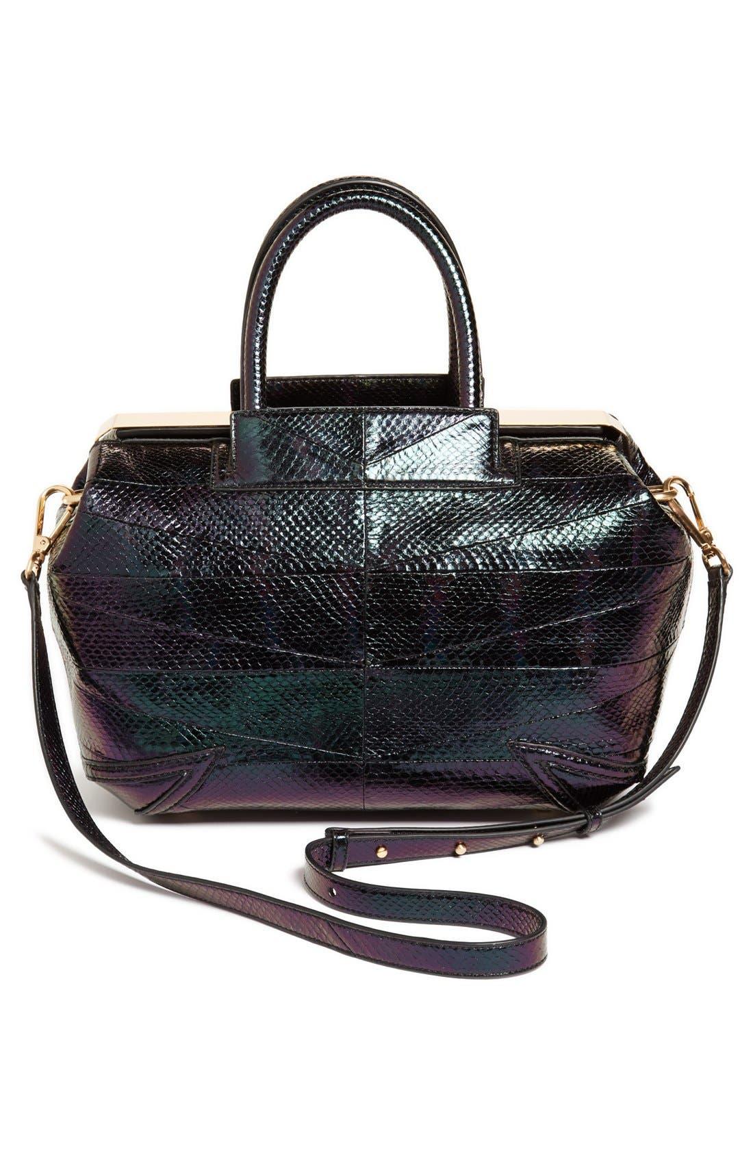 Alternate Image 3  - B Brian Atwood 'Sophia' Leather Satchel, Extra Large