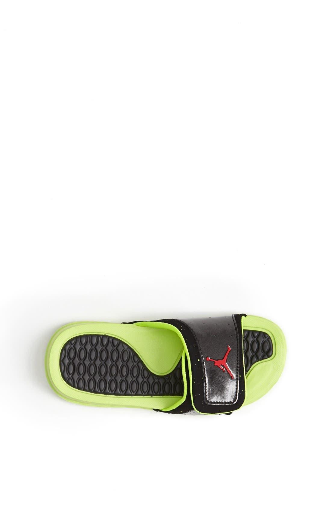 Alternate Image 3  - Nike 'Jordan Hydro II' Sandal (Toddler & Little Kid)