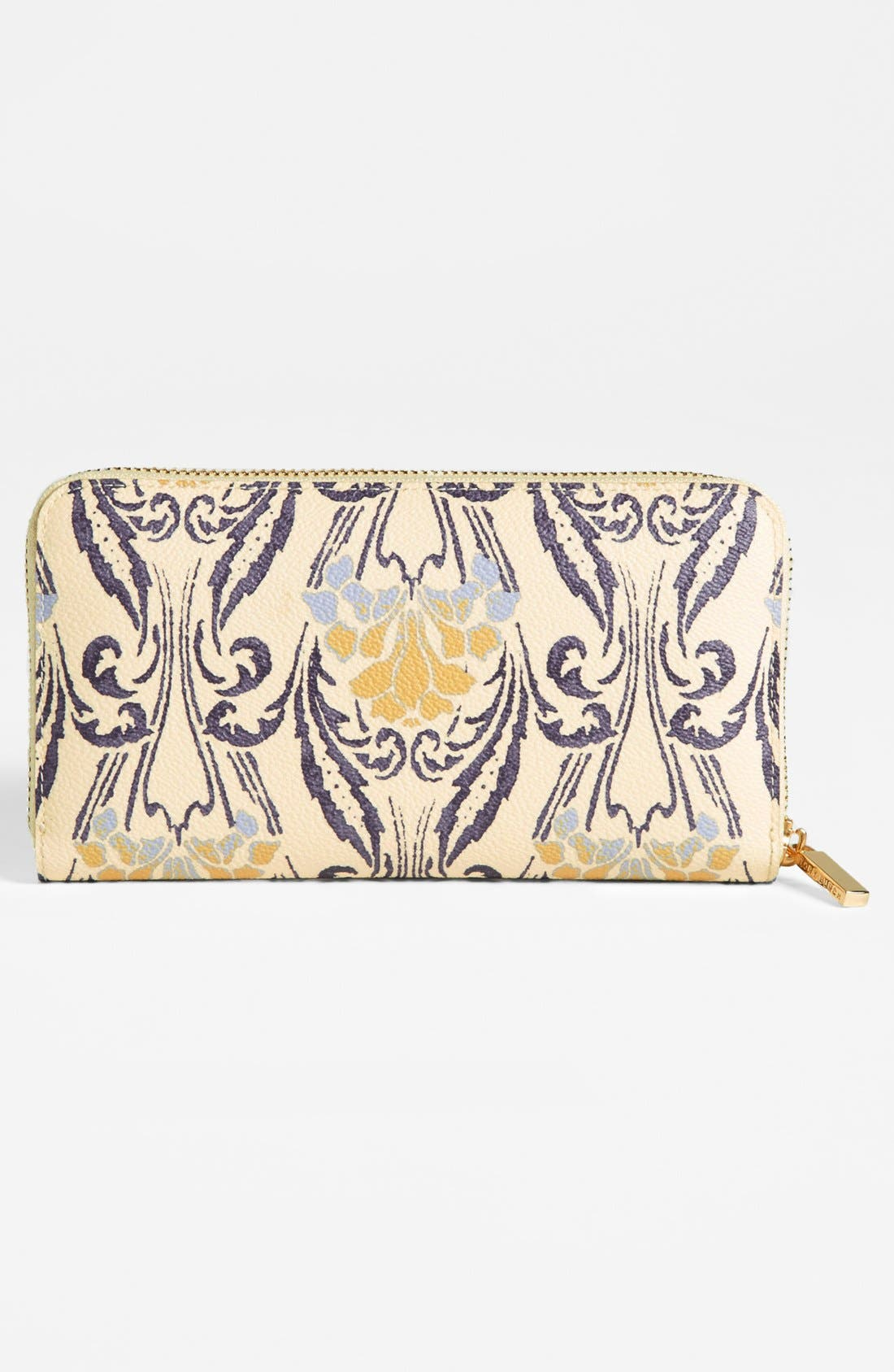 Alternate Image 2  - Tory Burch 'Robinson' Zip Continental Wallet