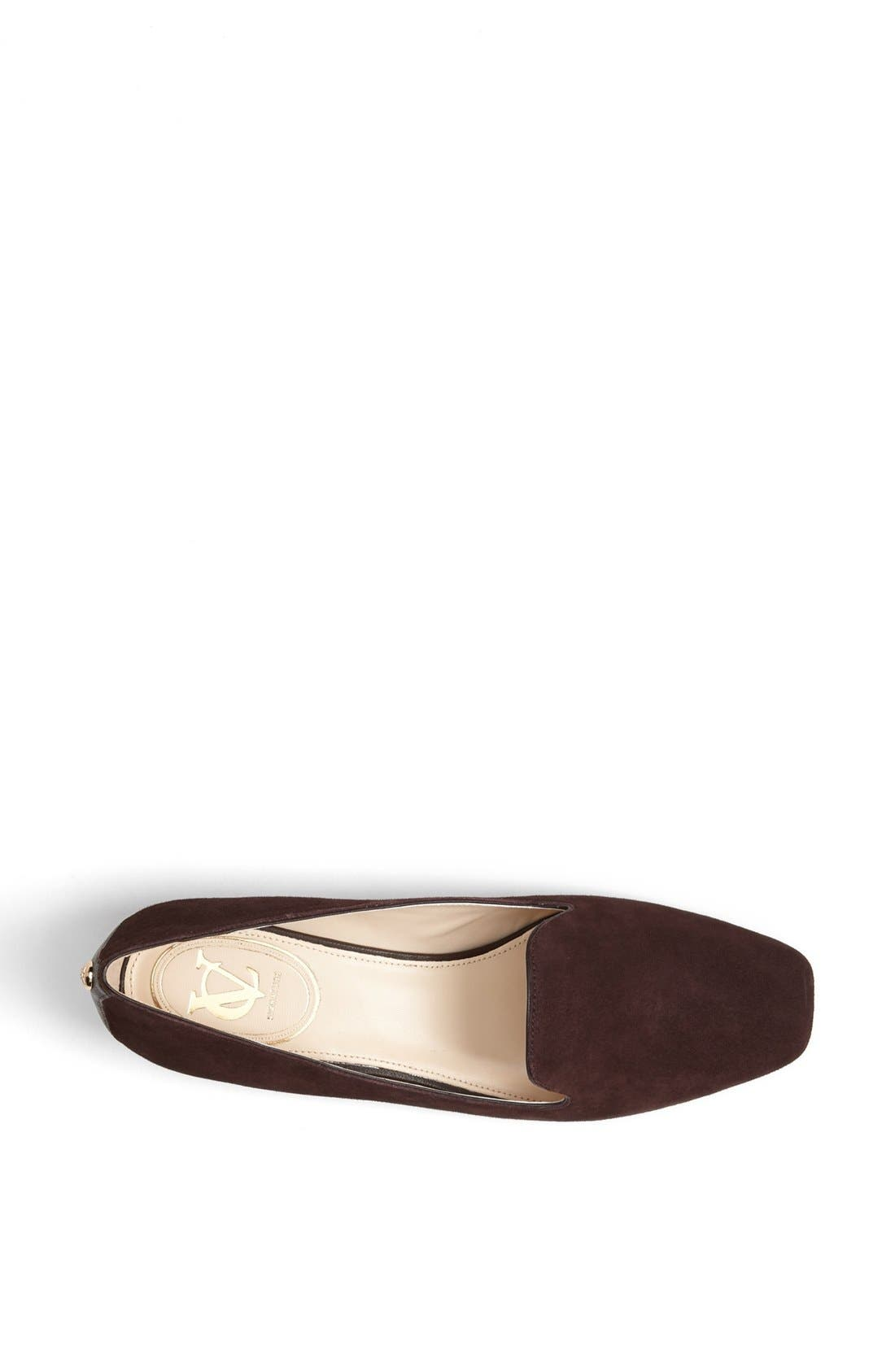 Alternate Image 3  - VC Signature 'Mabel' Wedge Loafer