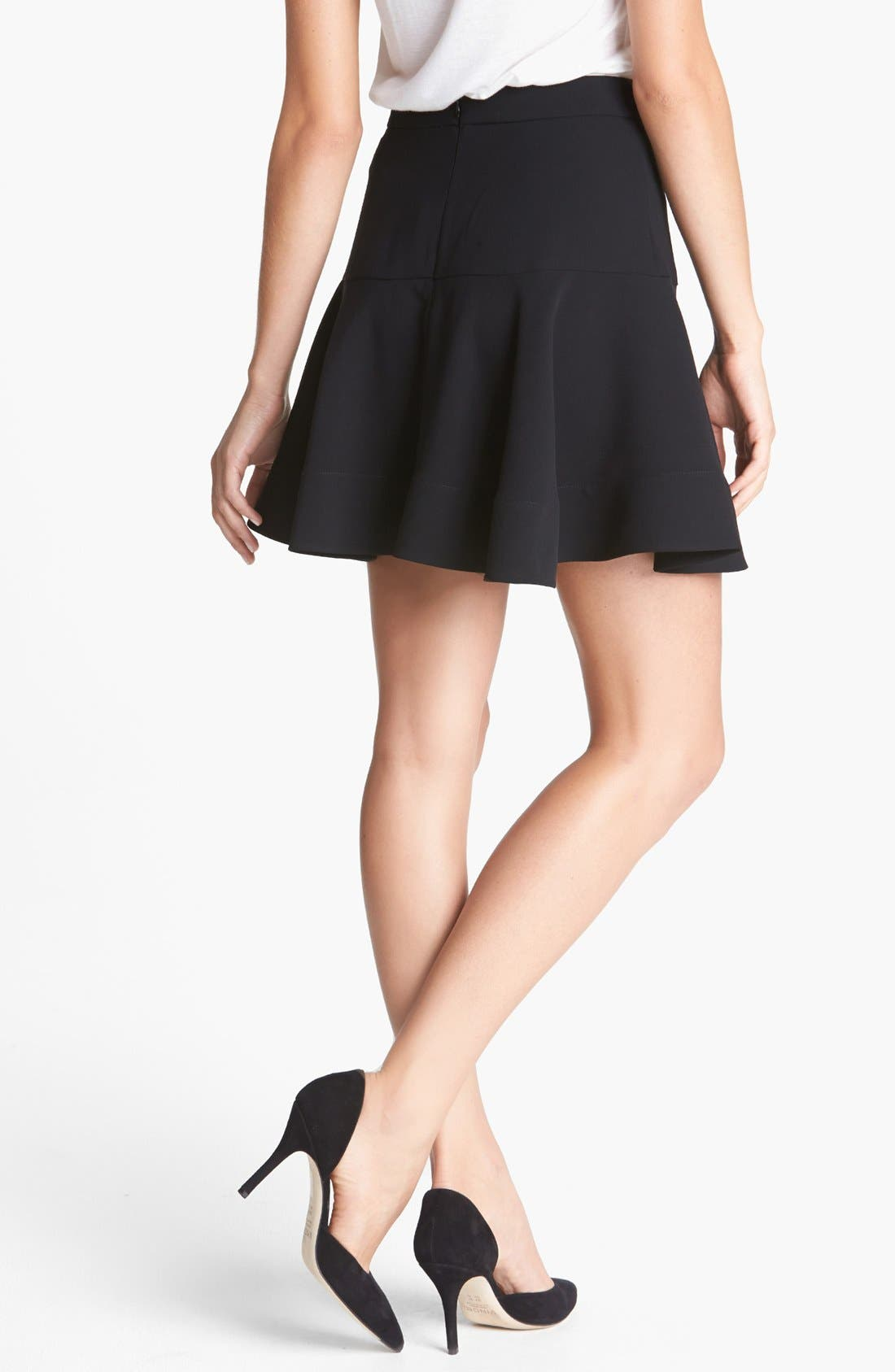 Alternate Image 2  - Robbi & Nikki Fit & Flare Skirt