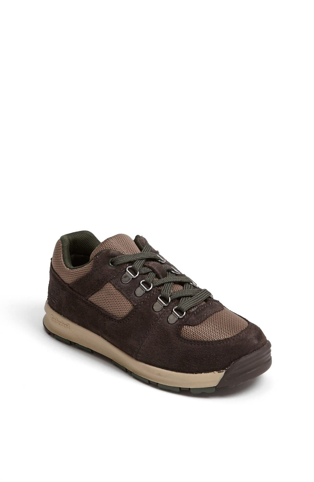 Alternate Image 1 Selected - Timberland Earthkeepers® 'GT Scramble' Low Boot (Toddler, Little Kid & Big Kid)