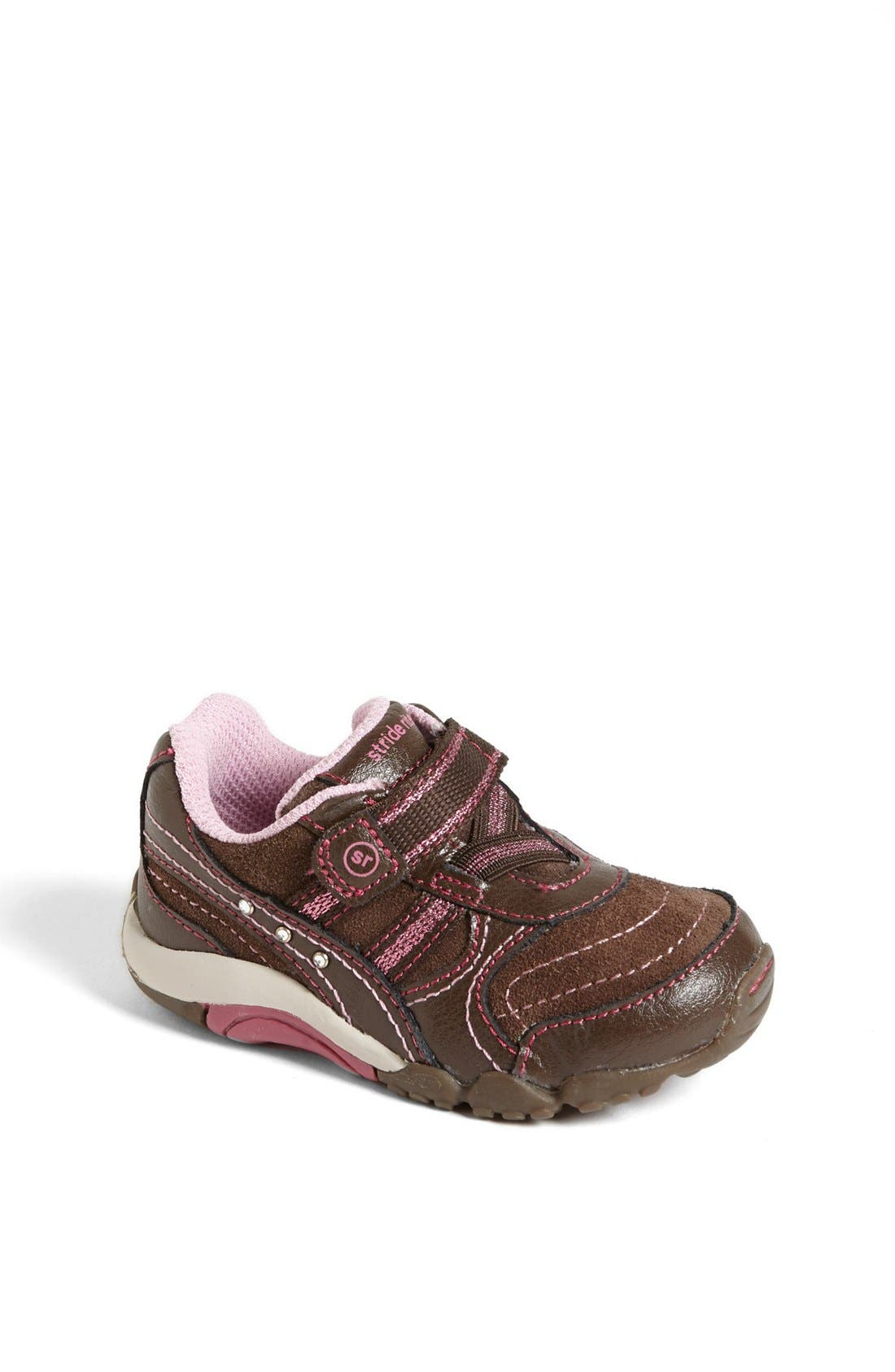 Alternate Image 1 Selected - Stride Rite 'Lydia' Sneaker (Baby, Walker & Toddler)