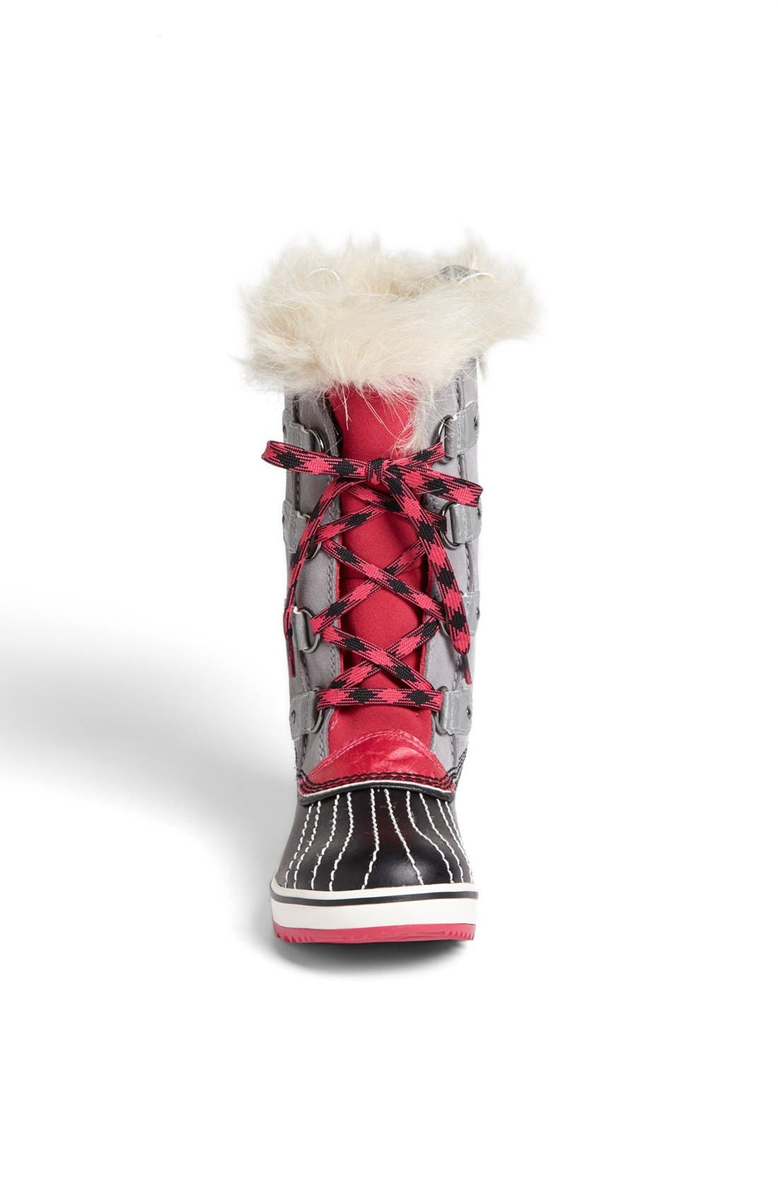 Alternate Image 3  - SOREL 'Tofino' Waterproof Snow Boot (Little Kid & Big Kid)
