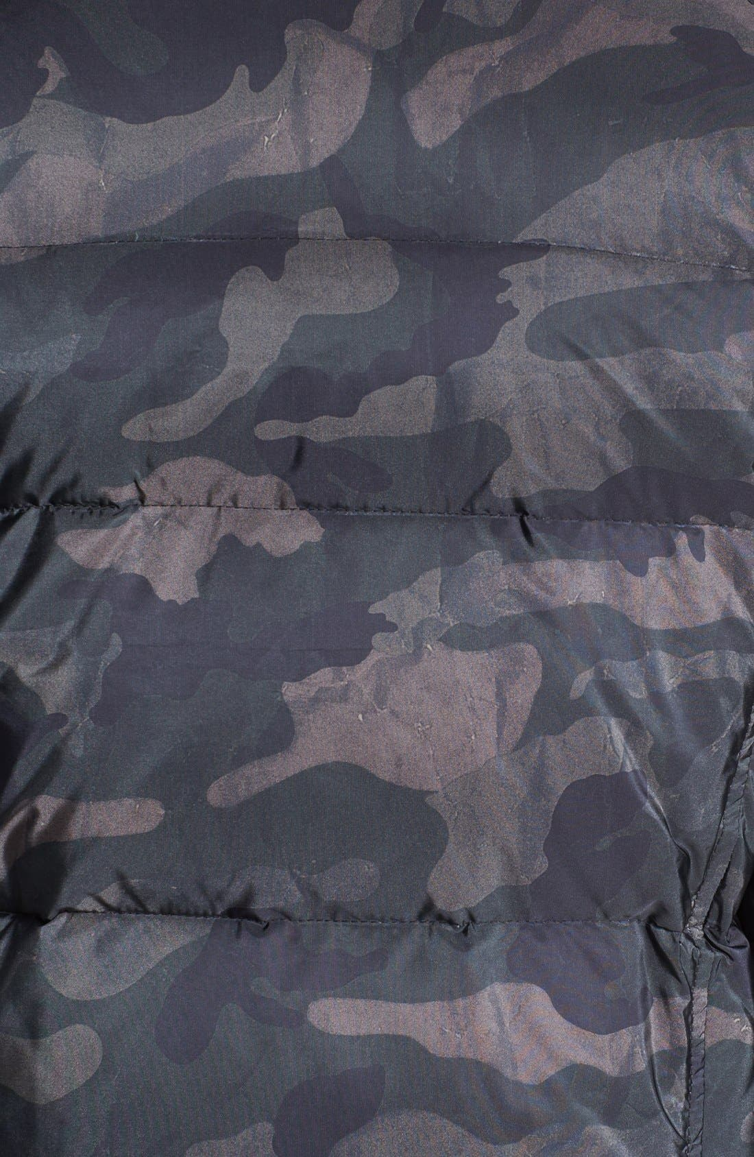 Alternate Image 3  - SAM 'Racer' Camouflage Water Resistant Puffer Jacket