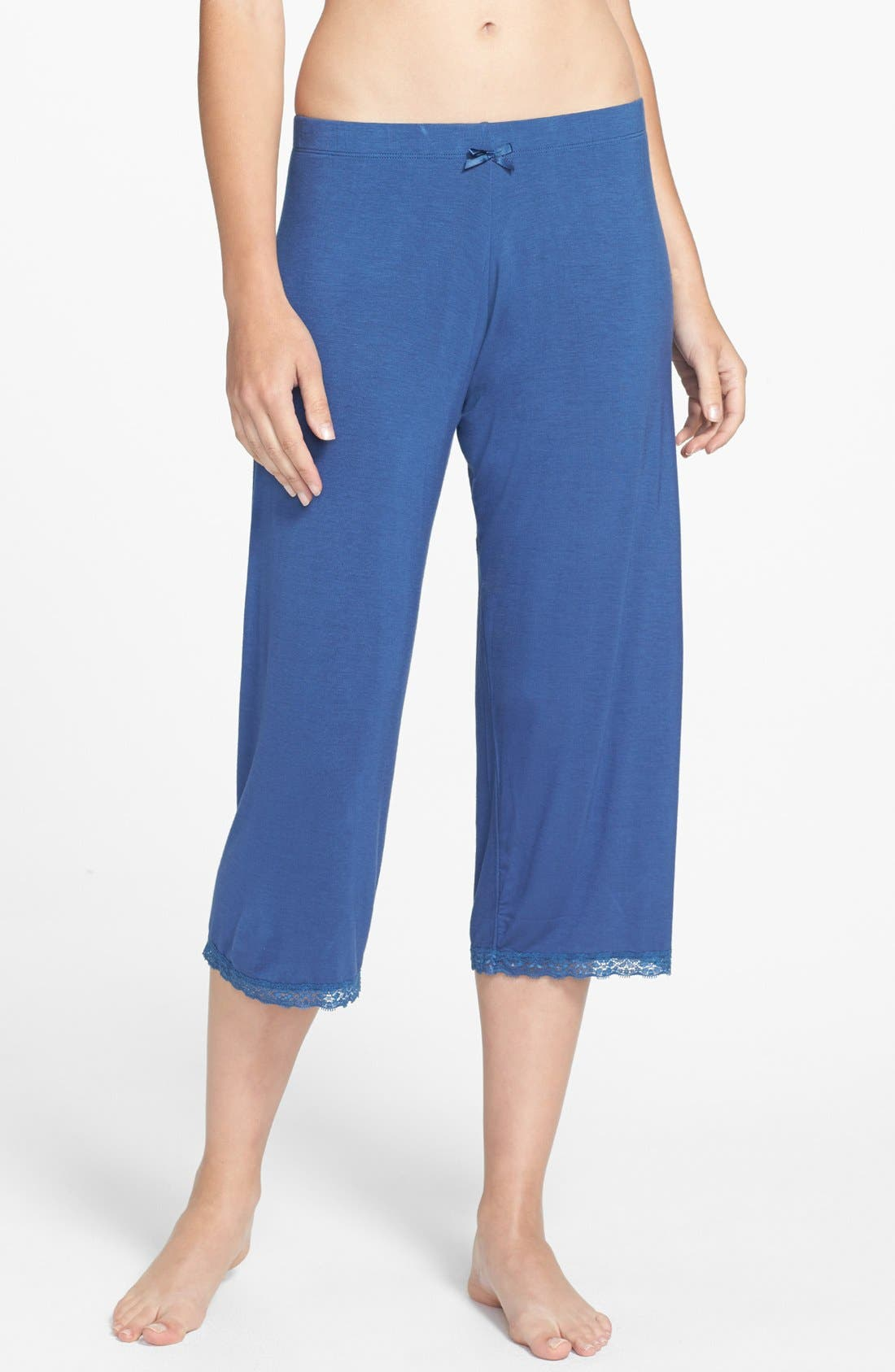 Alternate Image 1 Selected - Cake 'Torte' Crop Maternity Pants