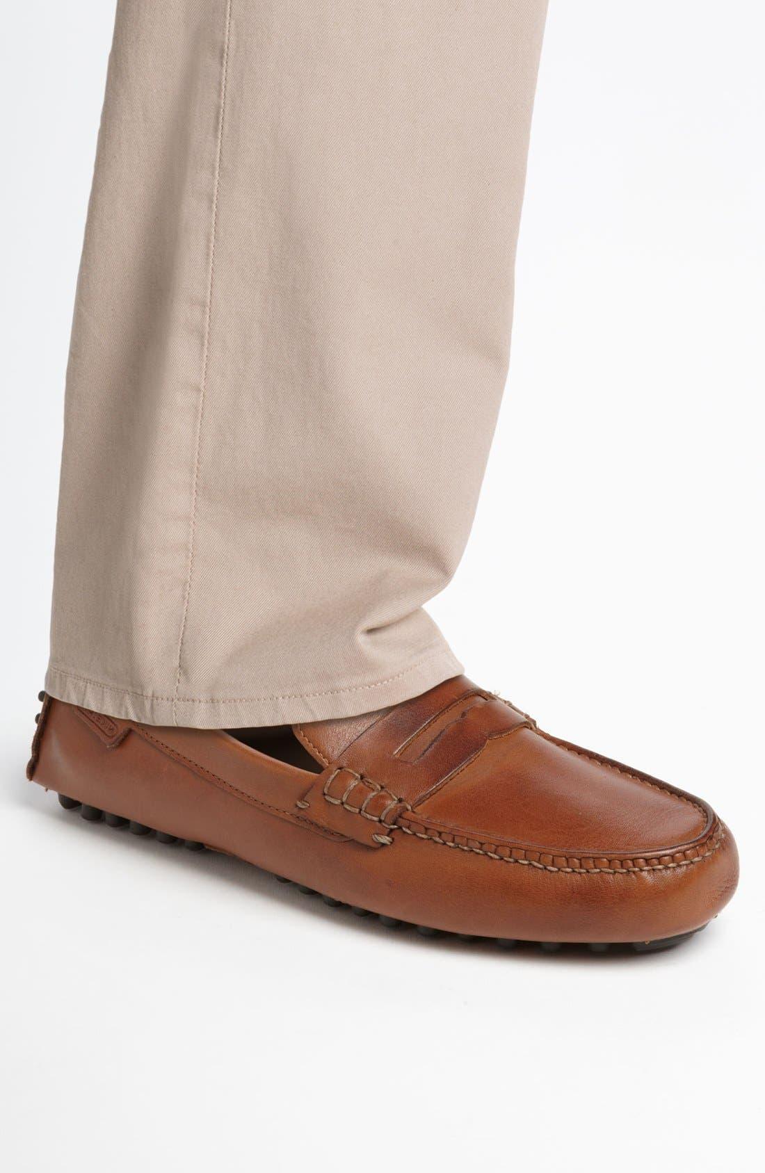 Alternate Image 5  - Cole Haan 'Air Grant' Driving Loafer (Men)