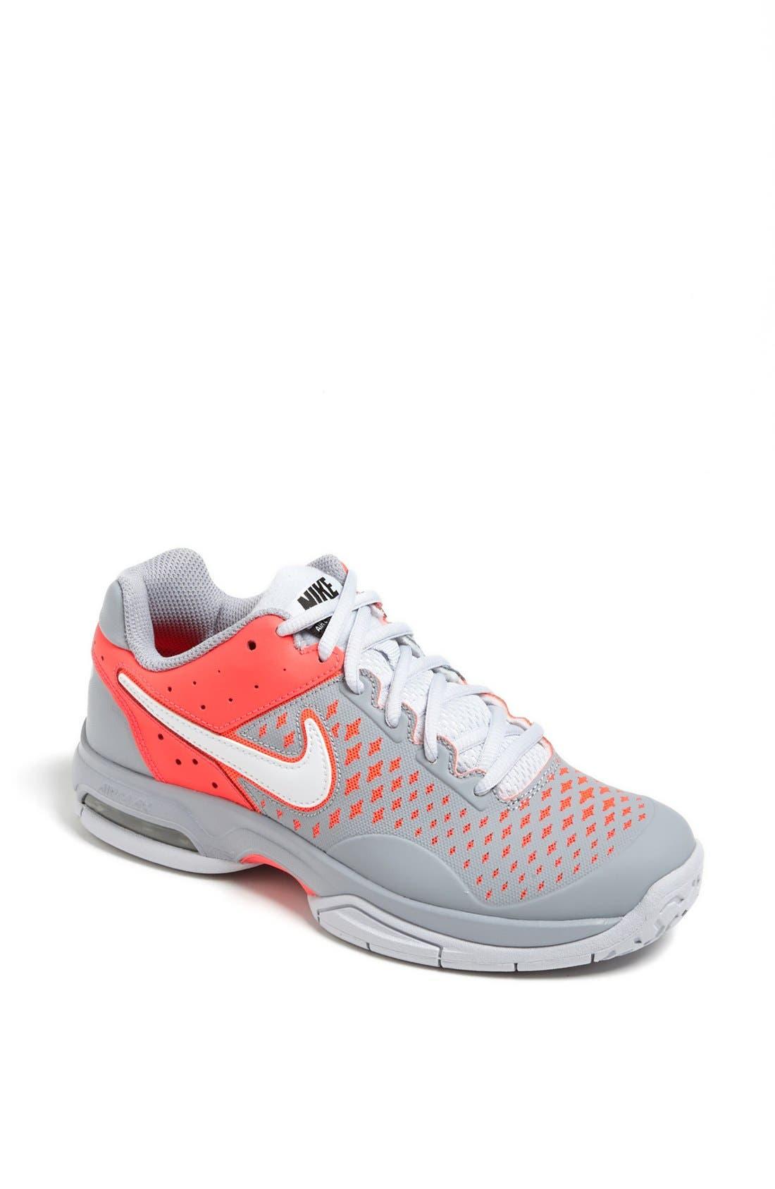 Alternate Image 1 Selected - Nike 'Air Cage Advantage' Tennis Shoe (Women)