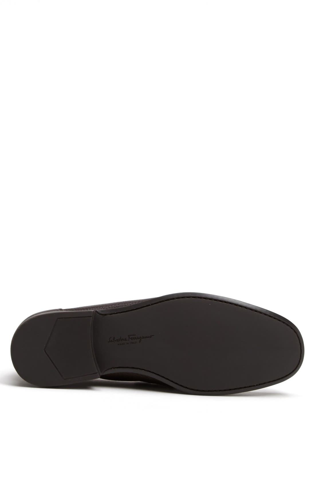Alternate Image 4  - Salvatore Ferragamo 'Magnifico' Loafer