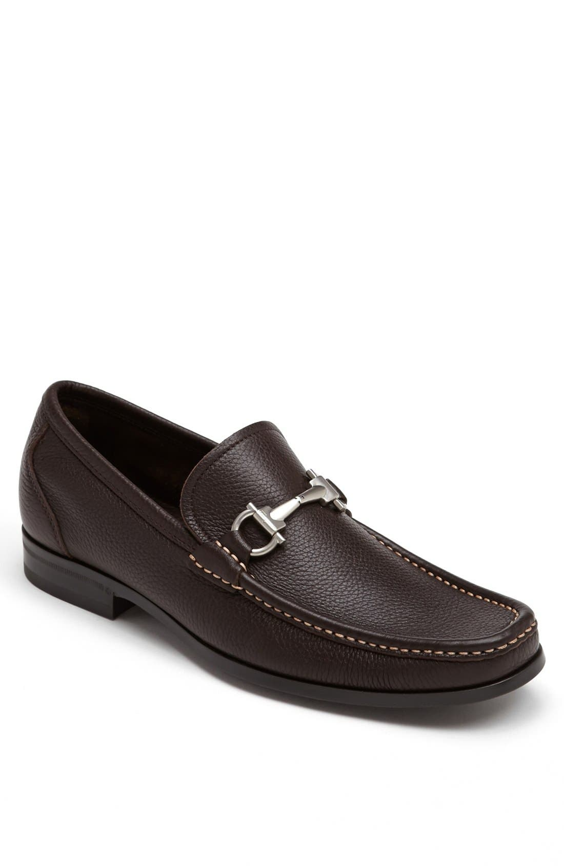 Alternate Image 1 Selected - Salvatore Ferragamo 'Magnifico' Loafer