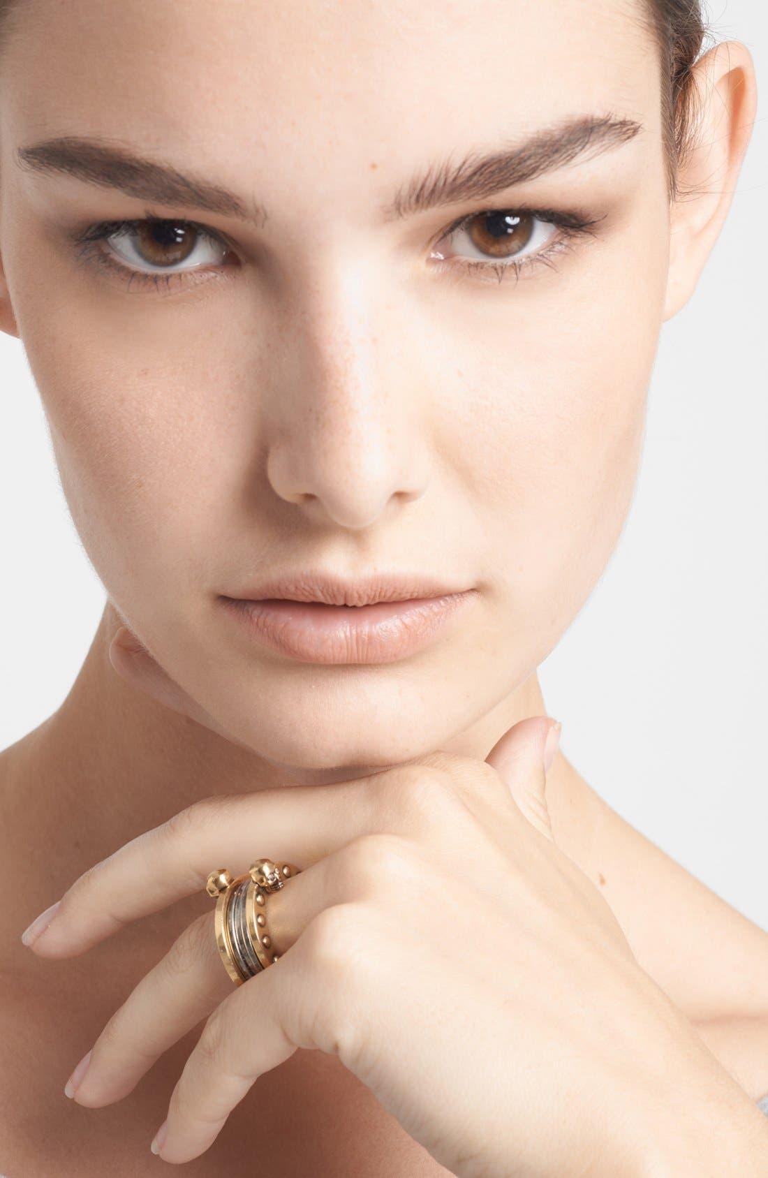 Main Image - Alexander McQueen 'God Save McQueen' Ring