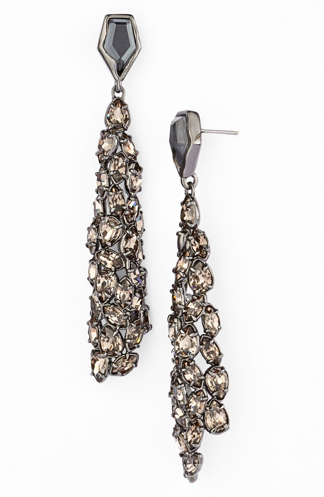 Alternate Image 1 Selected - Alexis Bittar 'Miss Havisham' Linear Earrings
