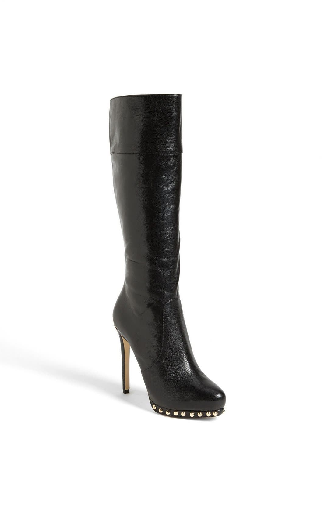 Alternate Image 1 Selected - MICHAEL Michael Kors 'Ailee' Tall Boot