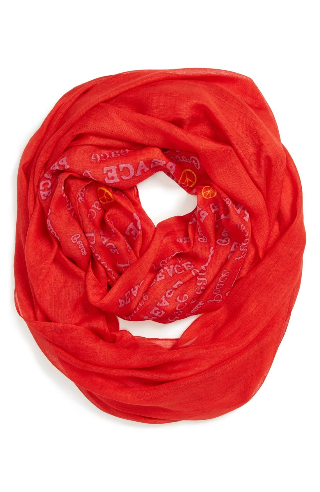 Alternate Image 1 Selected - Lulla Collection by Bindya 'Peace' Infinity Scarf