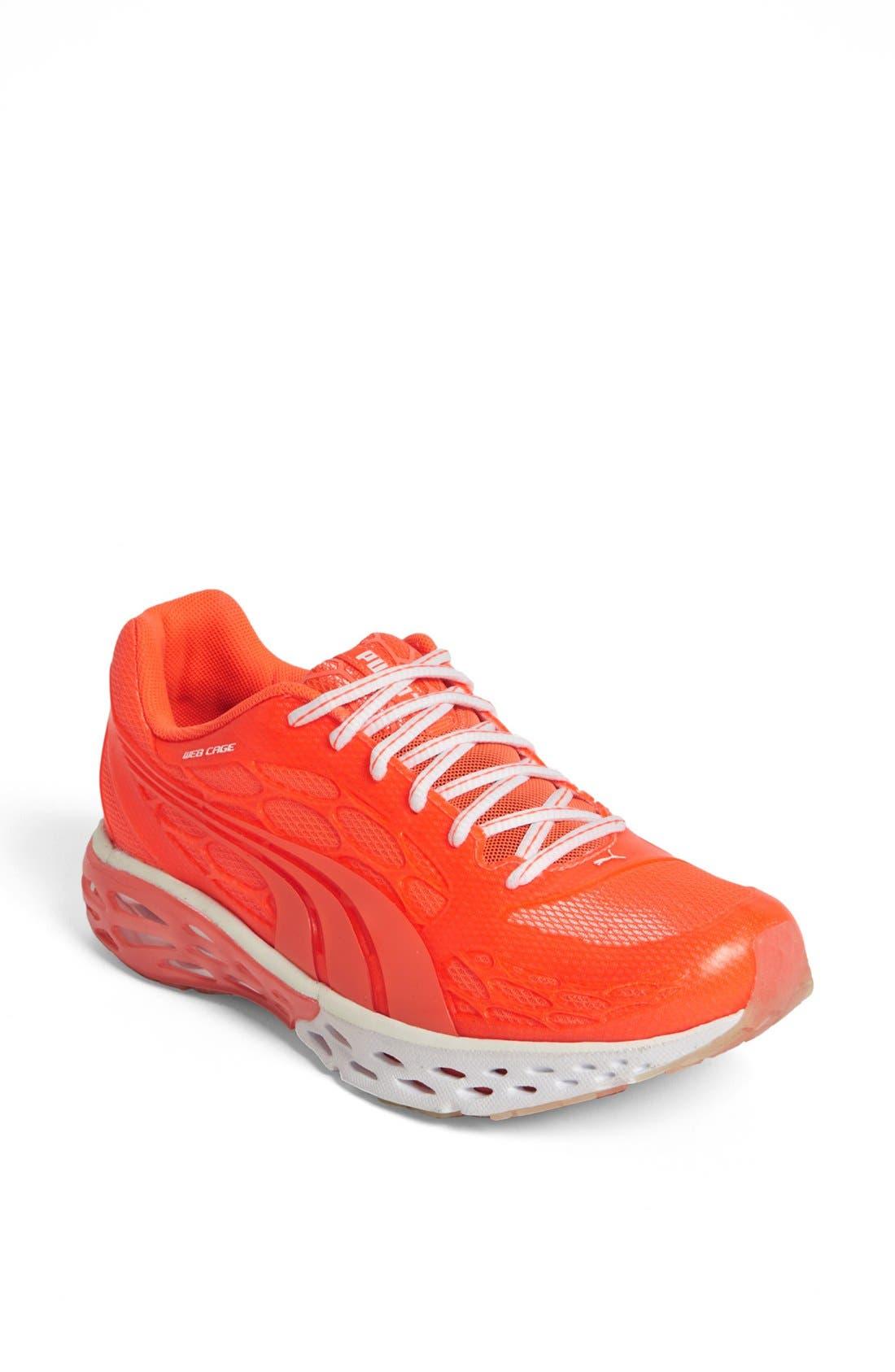 Alternate Image 1 Selected - PUMA BioWeb Elite Glow Running Shoe (Women)