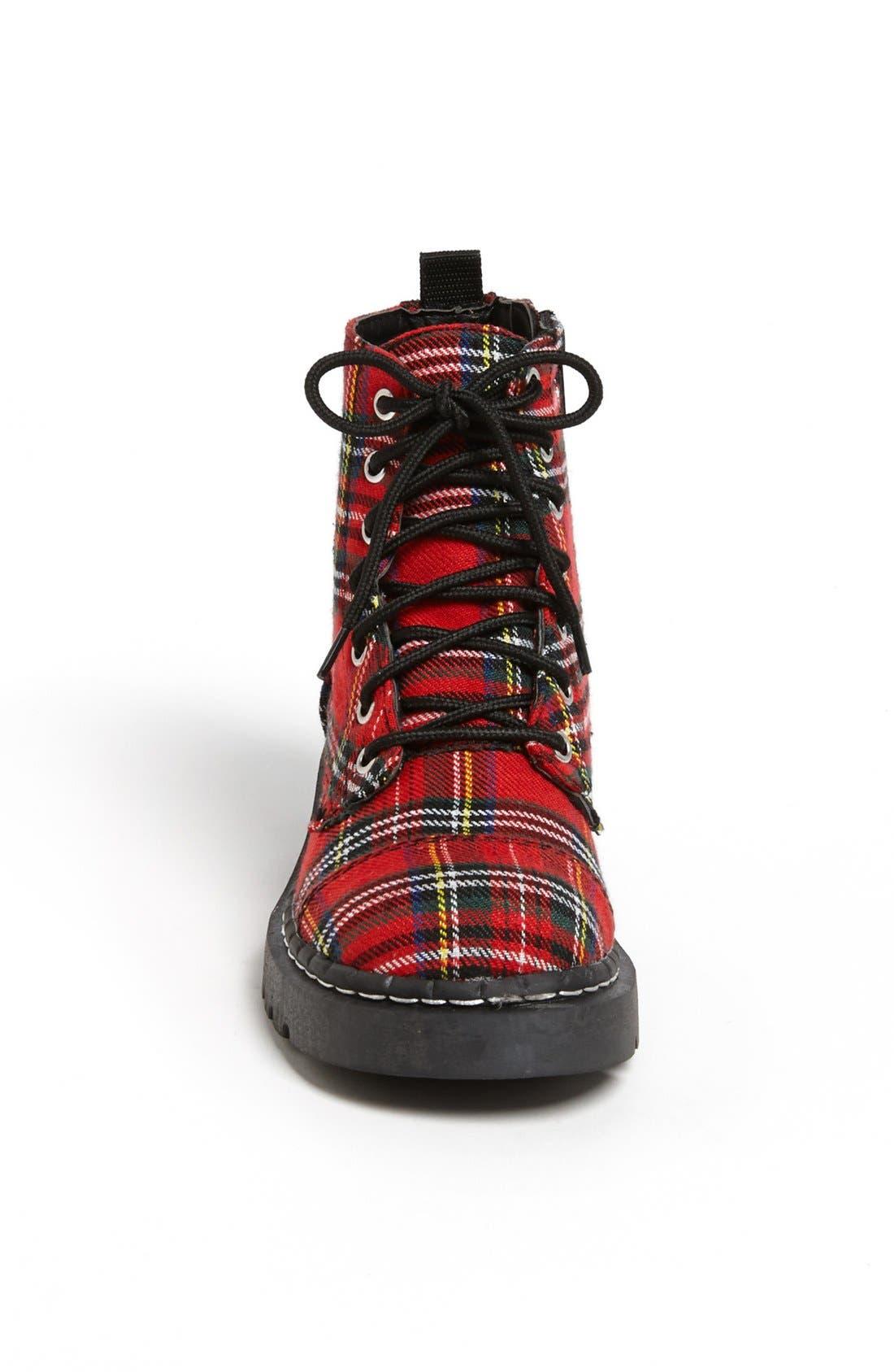 Alternate Image 3  - T.U.K. 'Anarchic' Combat Boot