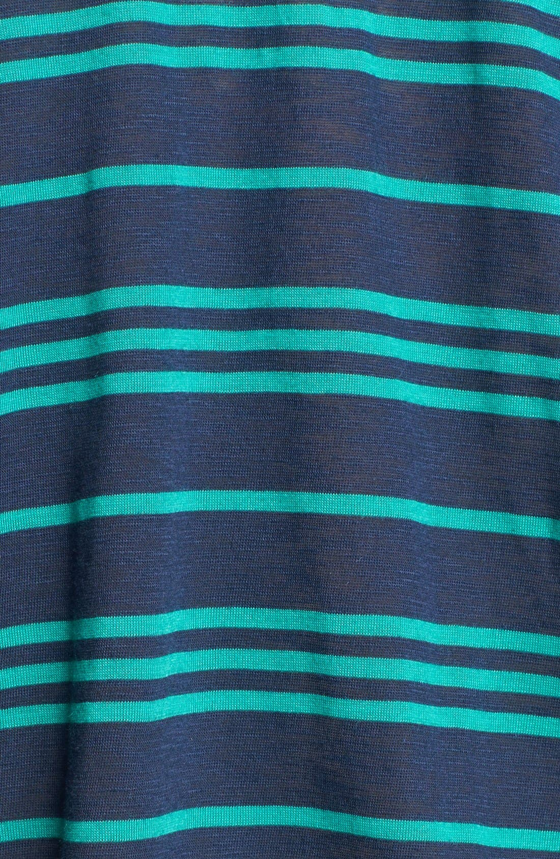 Alternate Image 3  - Splendid 'Stockholm' Stripe Cowl Neck Top