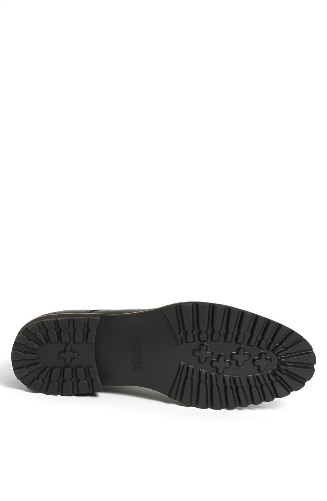 Alternate Image 4  - Kenneth Cole Reaction 'Act Now' Moc Toe Derby