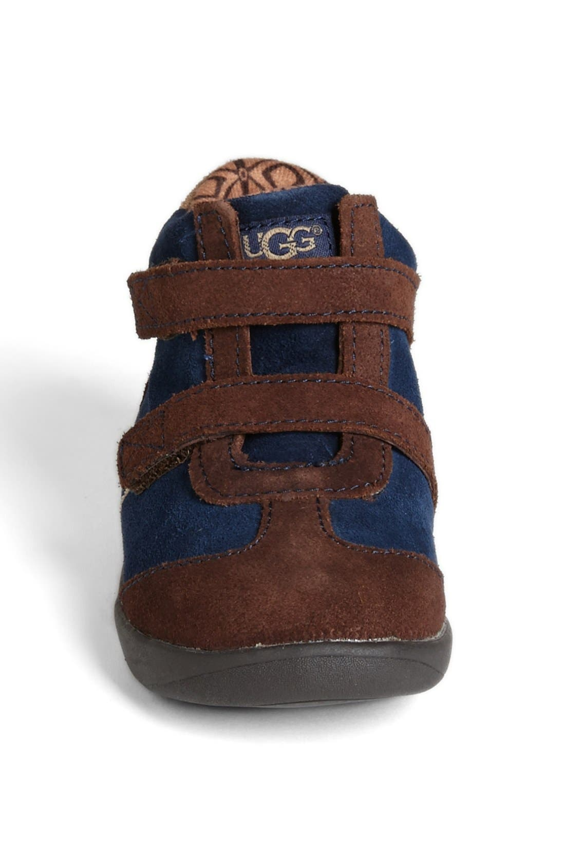 Alternate Image 3  - UGG® Australia 'Speedy' High Top Sneaker (Walker & Toddler)