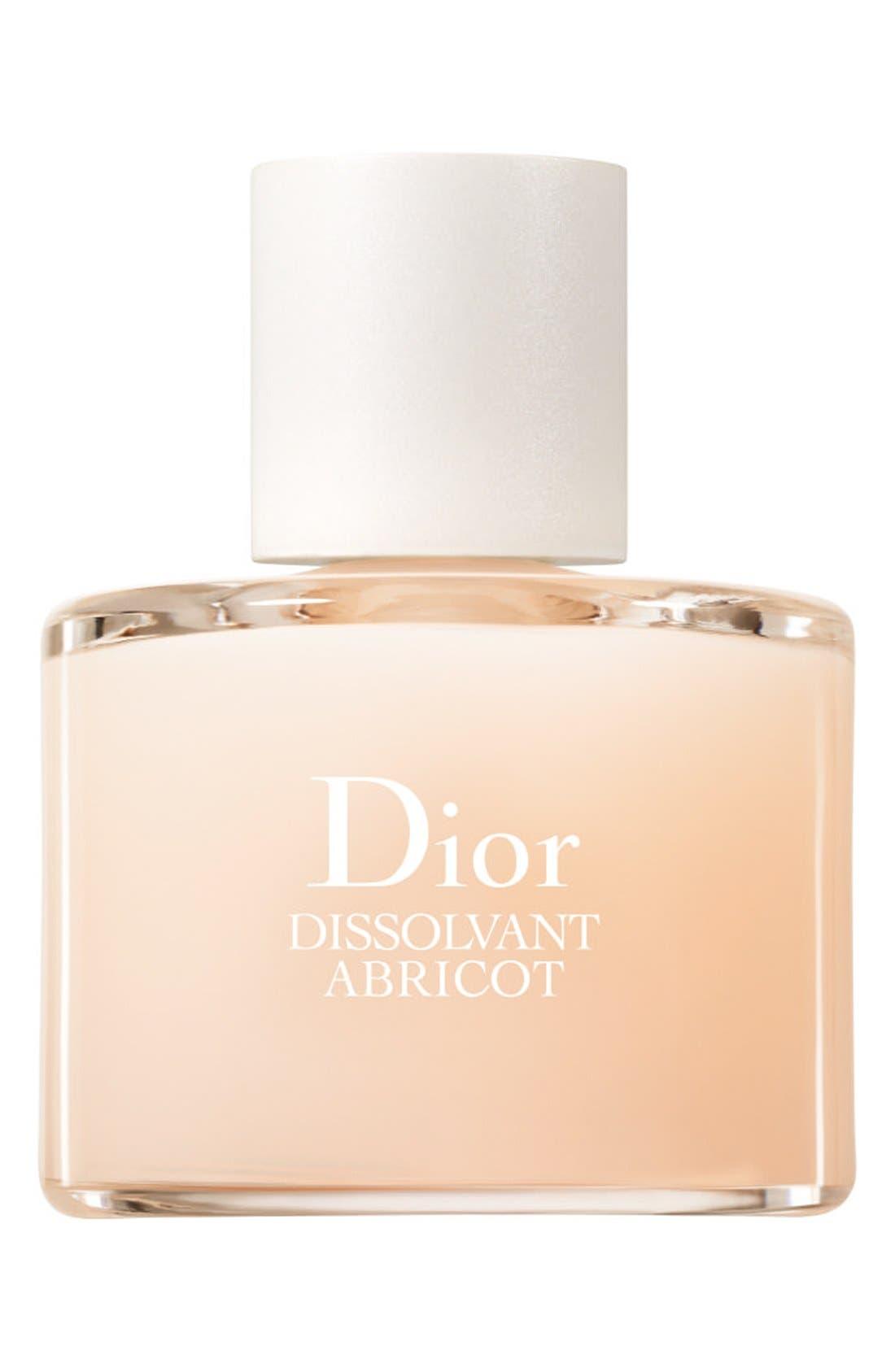 Dior 'Dissolvant Abricot' Nail Polish Remover