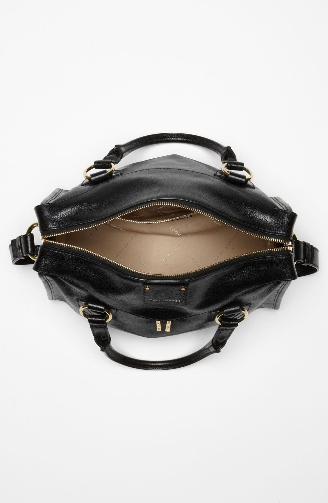 Alternate Image 3  - MARC JACOBS 'Small Wellington Fulton' Leather Satchel