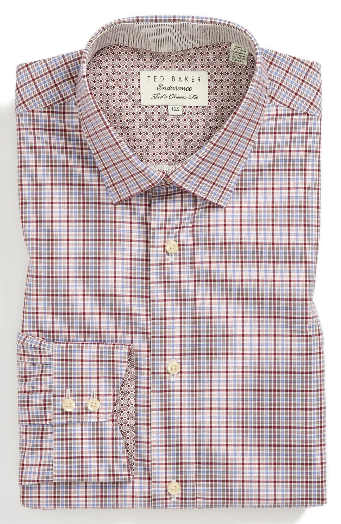 Main Image - Ted Baker London Classic Fit Dress Shirt