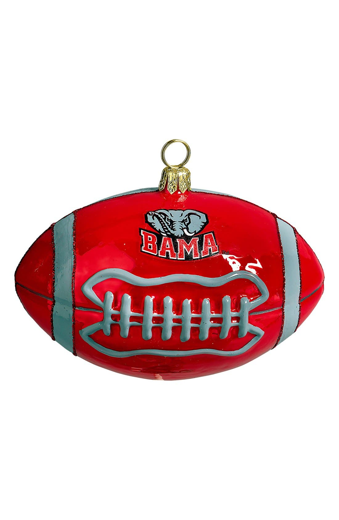 Alternate Image 1 Selected - Joy to the World Collectibles 'Collegiate Football - University of Alabama' Ornament