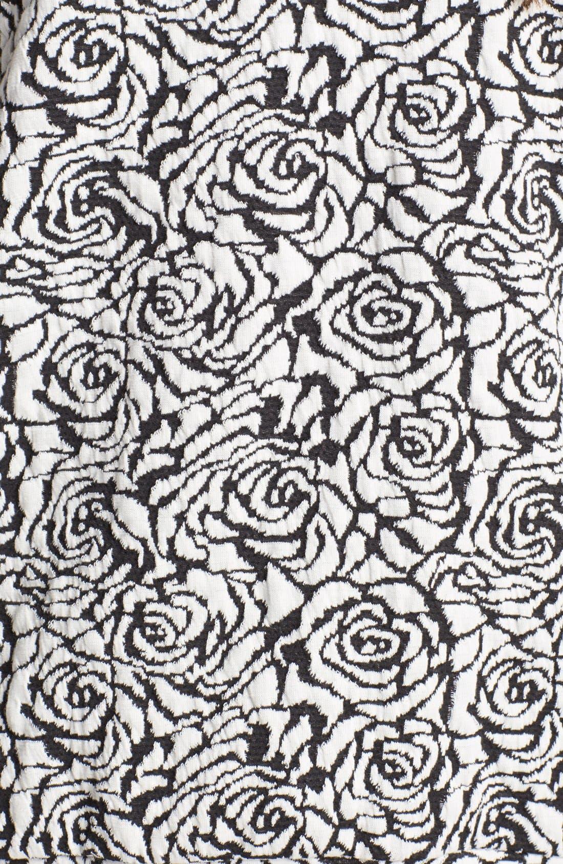Alternate Image 5  - Max & Mia Print Pullover