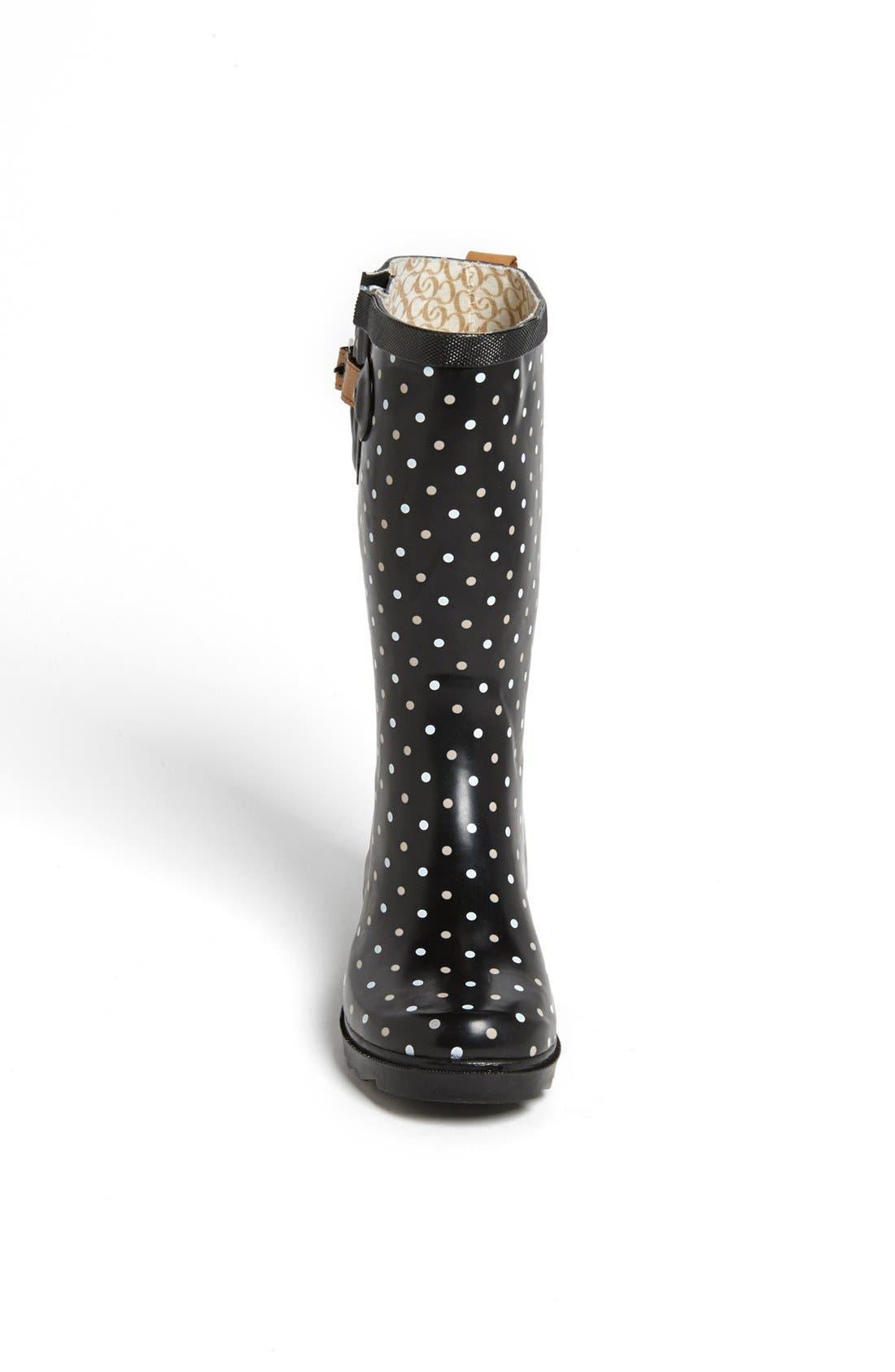 Alternate Image 3  - Chooka 'Classical Dot' Rain Boot (Women)