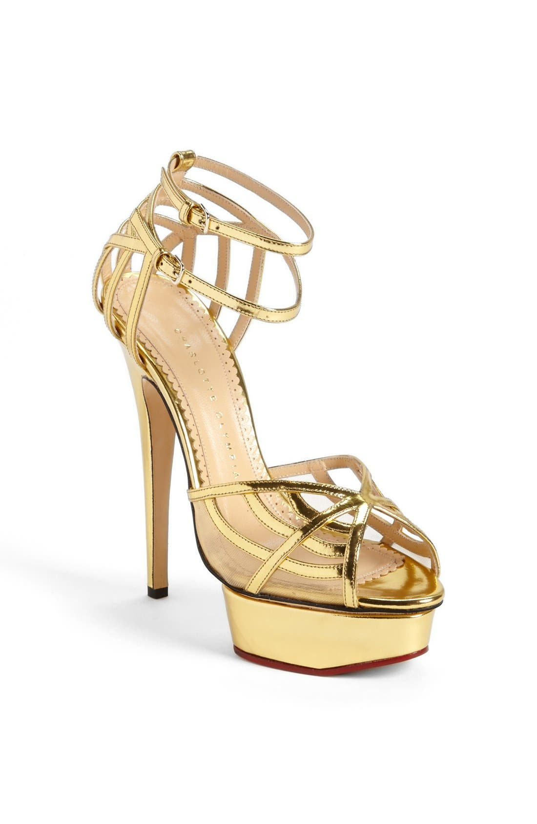 Alternate Image 1 Selected - Charlotte Olympia 'Octavia' Sandal