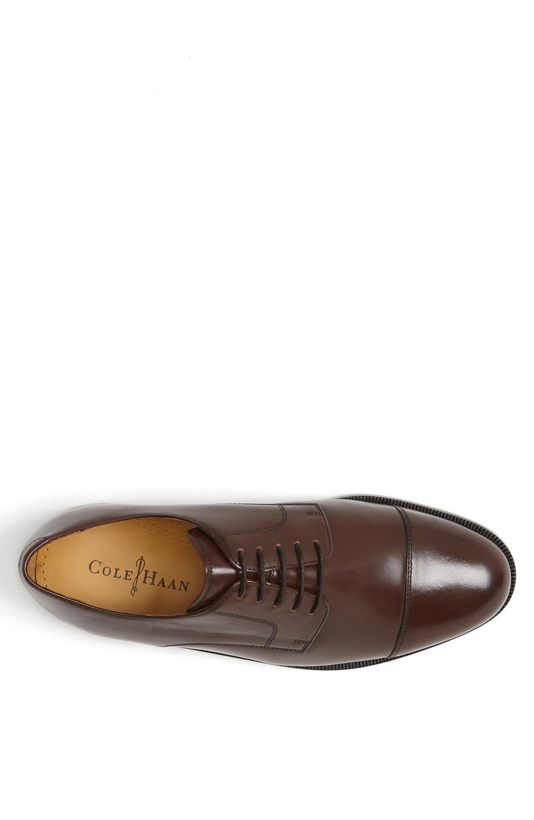 Alternate Image 3  - Cole Haan 'Cassady' Cap Toe Derby   (Men)