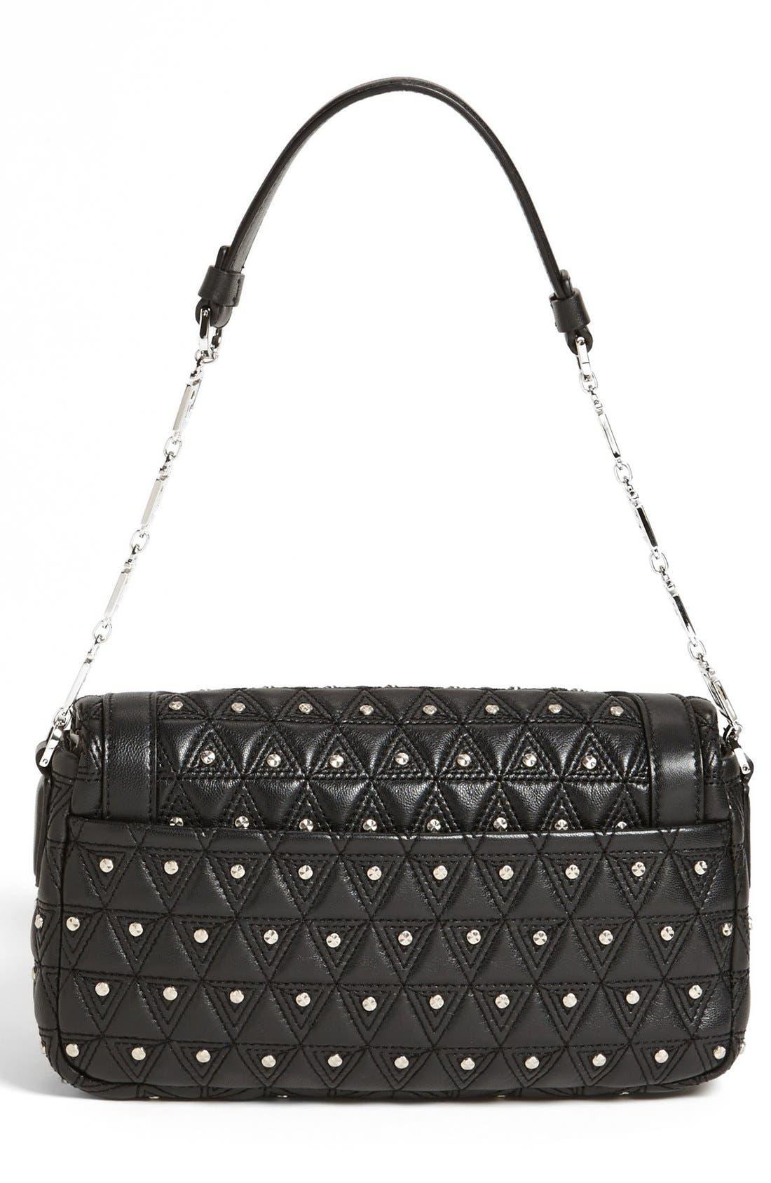 Alternate Image 4  - Versace 'Vanitas' Leather Flap Shoulder Bag