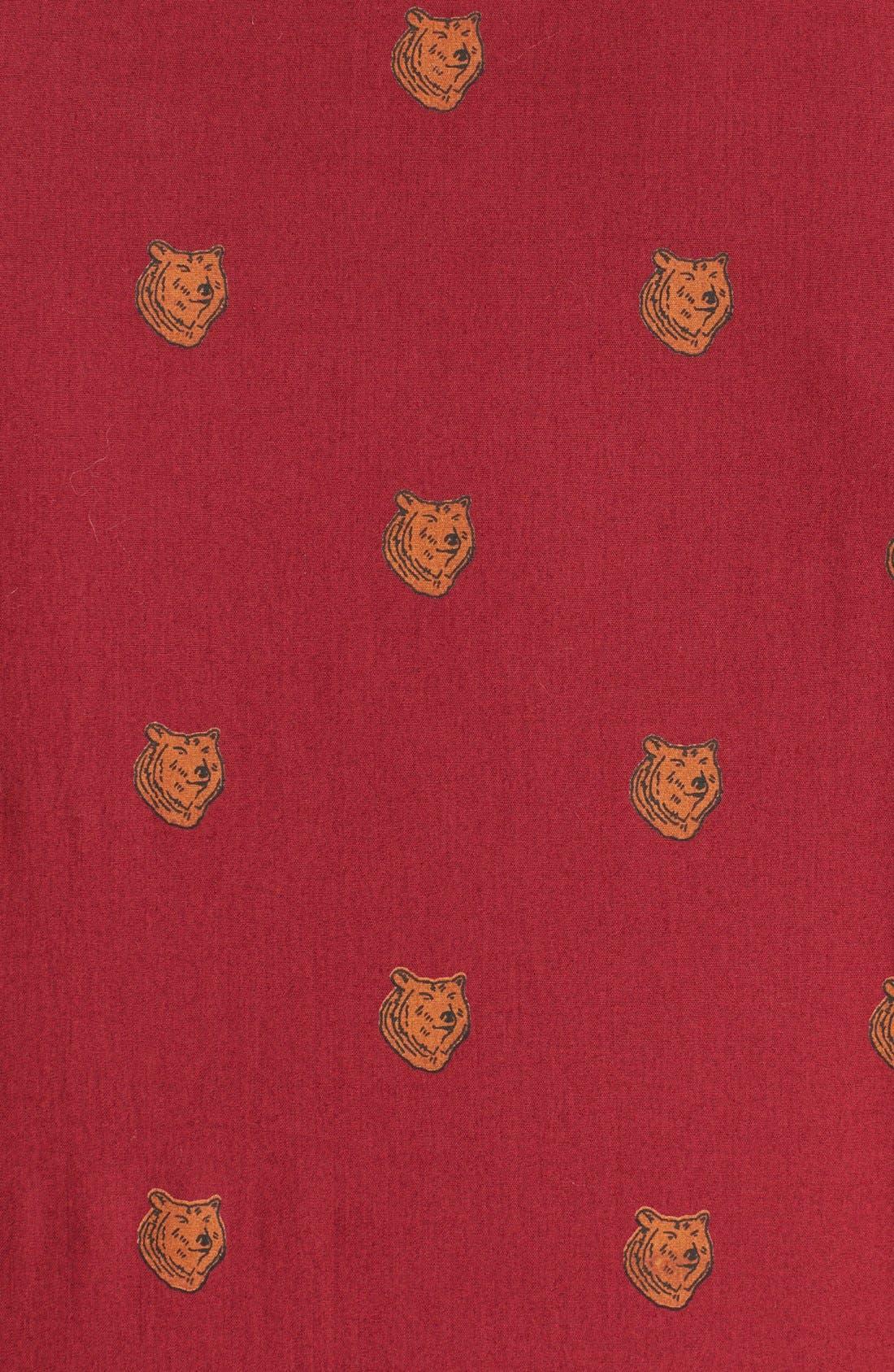 Alternate Image 3  - Topman 'Bears - High Roller' Shirt