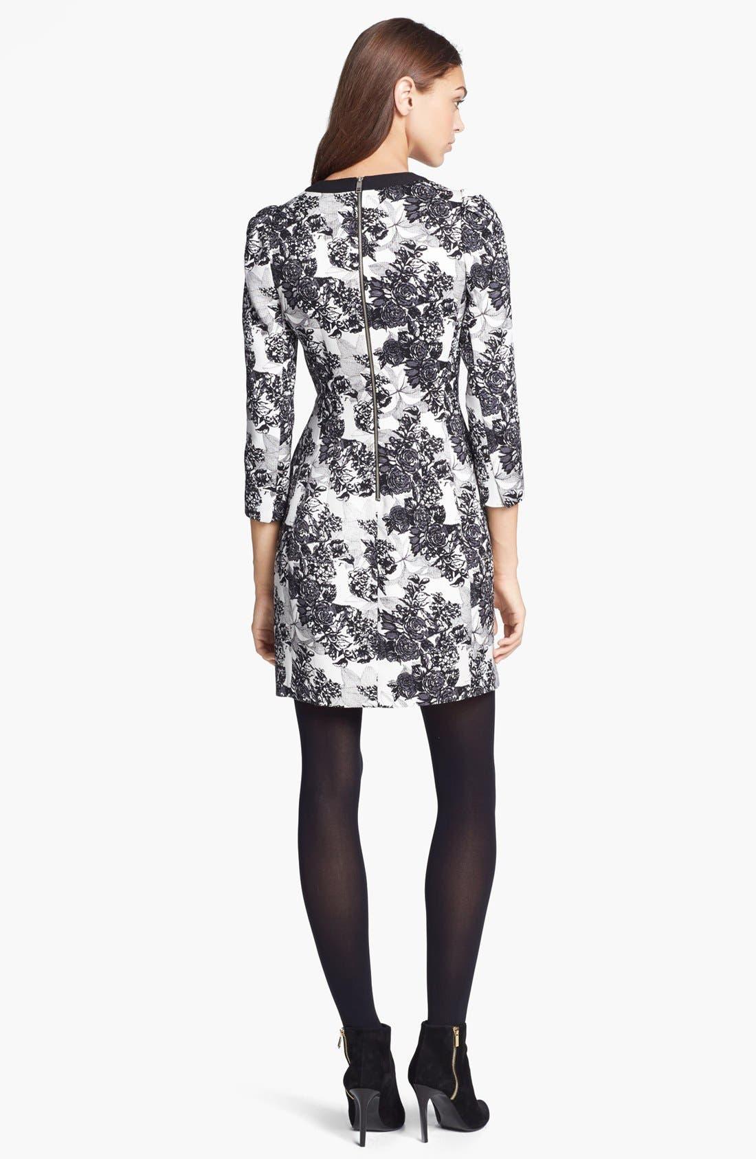 Alternate Image 2  - Mcginn 'Lacey' Print Dress