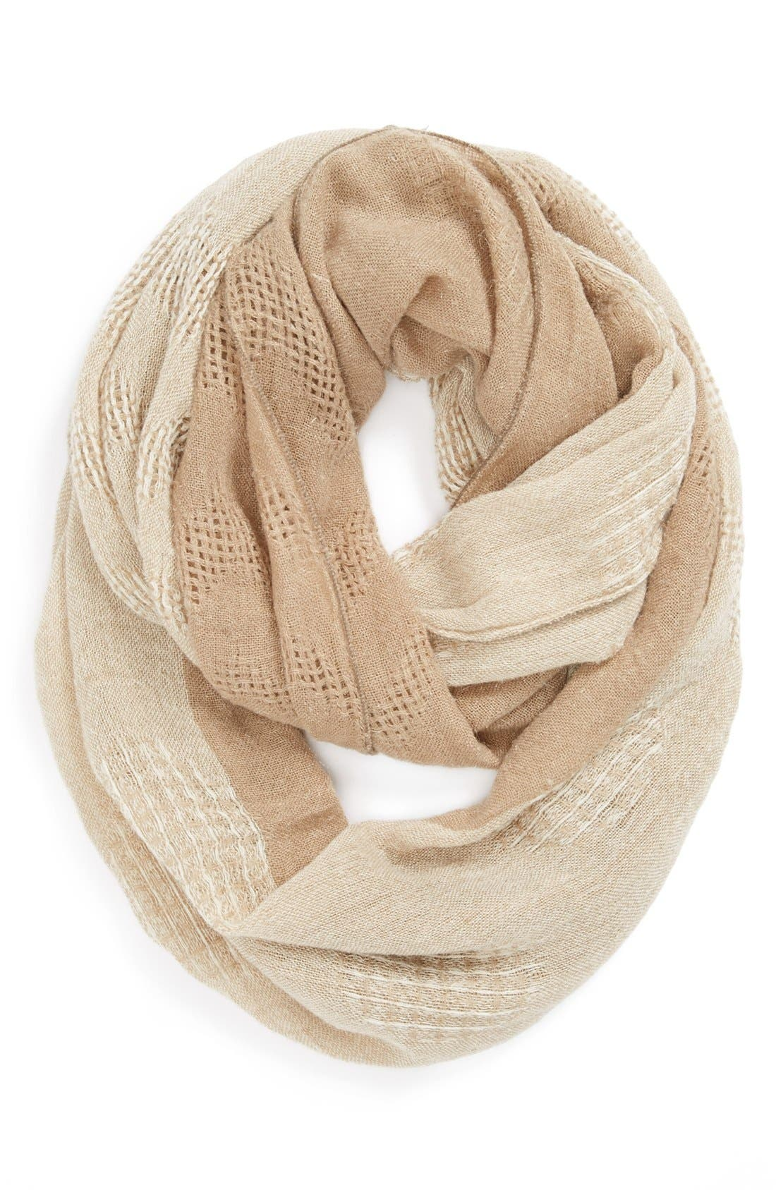 Alternate Image 1 Selected - Leith Mixed Media Infinity Scarf