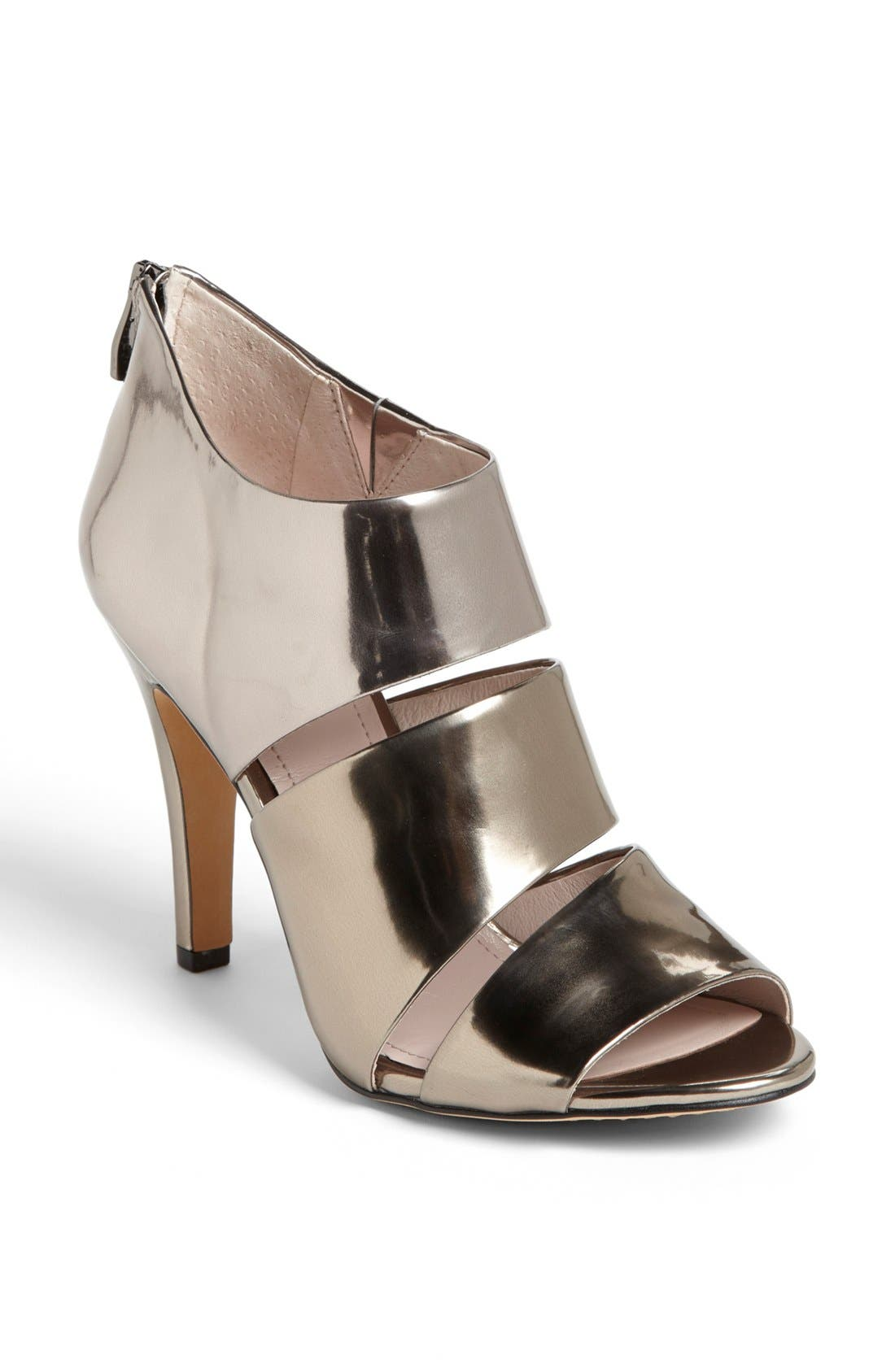 Alternate Image 1 Selected - Vince Camuto 'Karmi' Peep Toe Bootie
