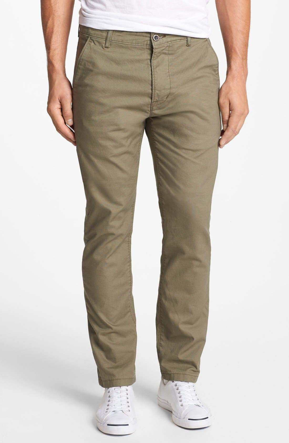 Main Image - Levi's® 'Better' Slim Straight Leg Chinos
